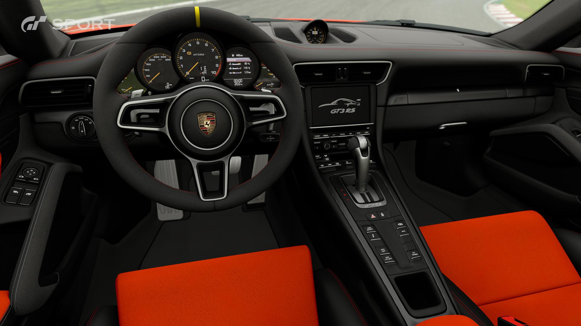 Gran Turismo Sport potvrzuje Porsche a další tratě 141875