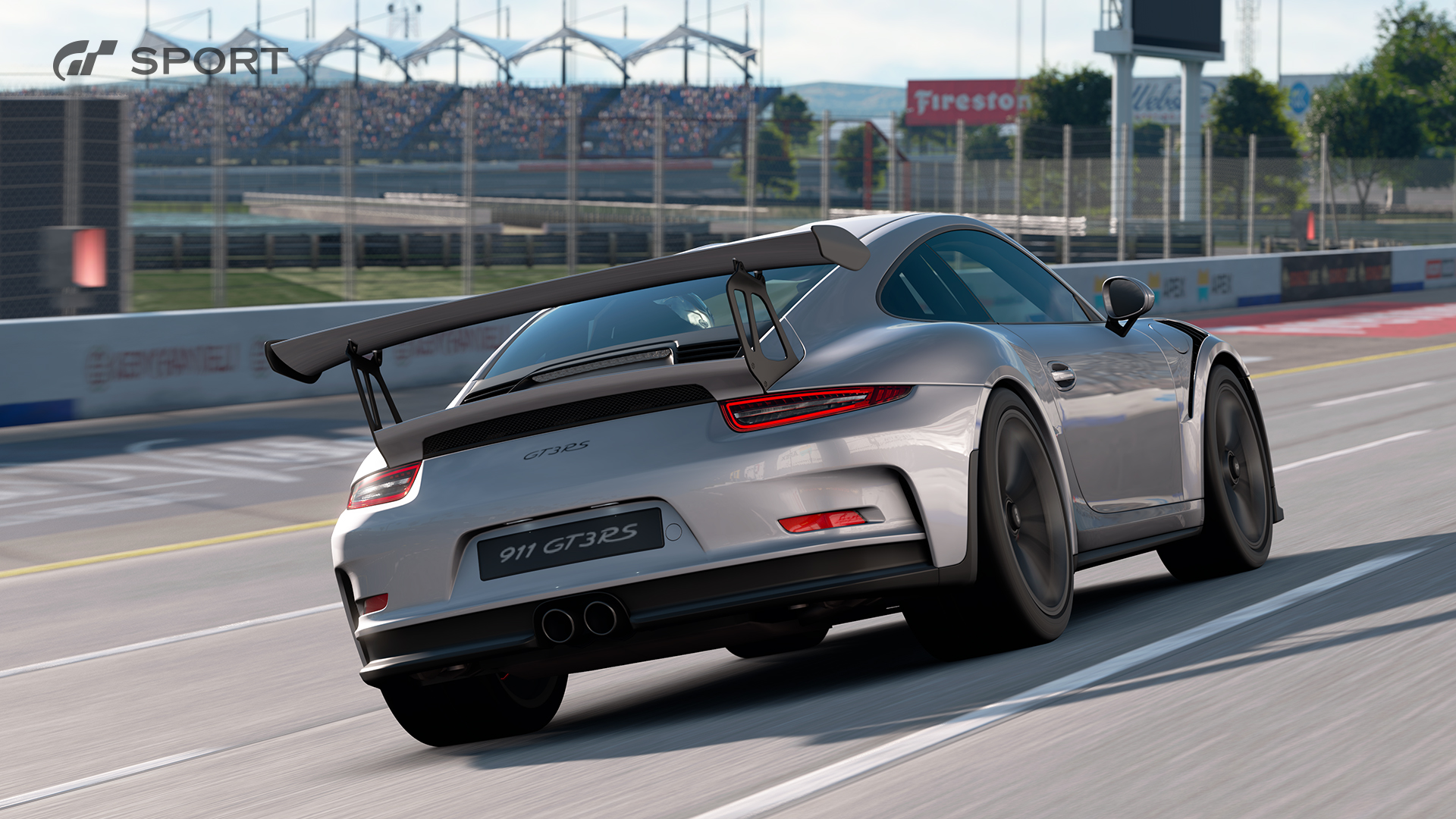 Gran Turismo Sport potvrzuje Porsche a další tratě 141878