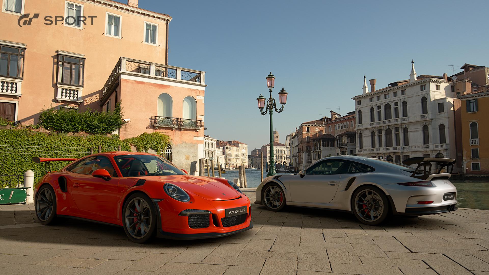 Gran Turismo Sport potvrzuje Porsche a další tratě 141879