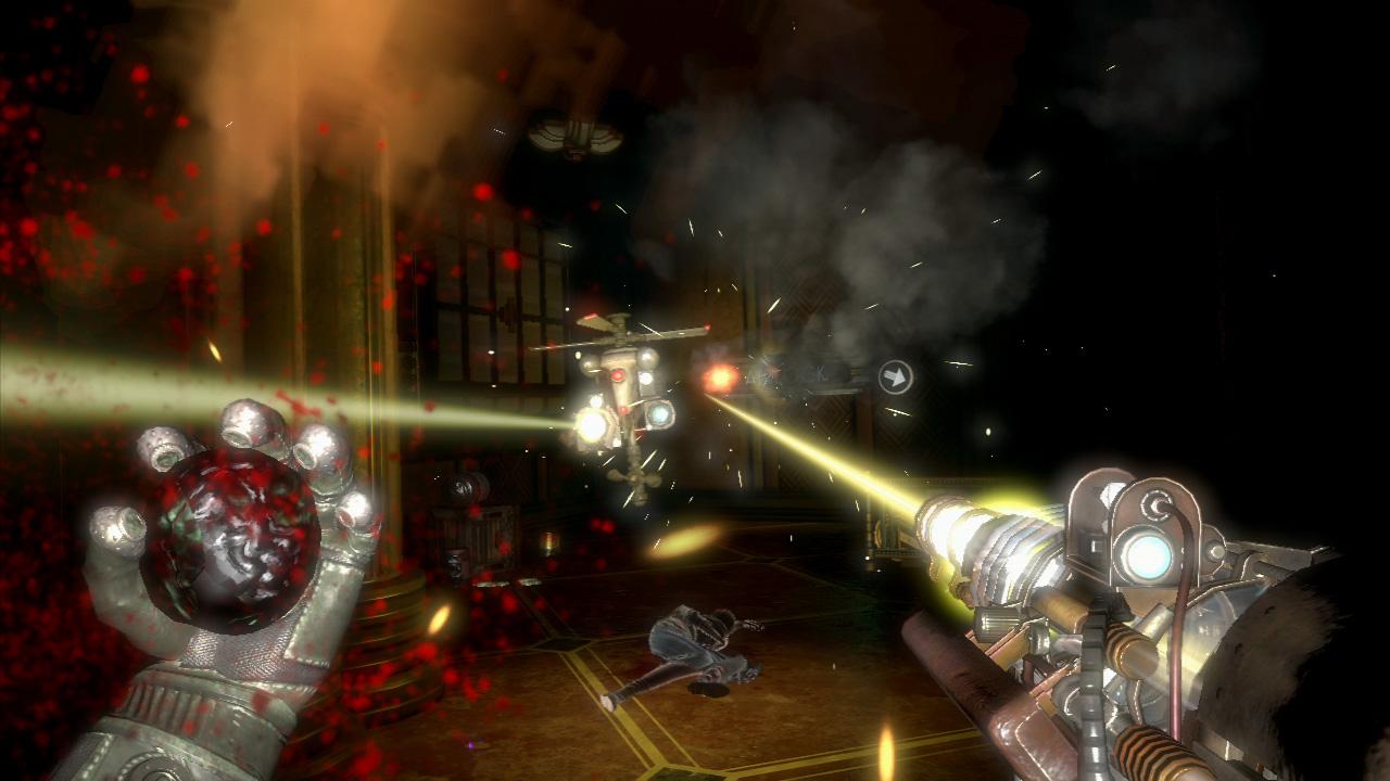 BioShock 2: informace o DLC Minerva's Den 14193