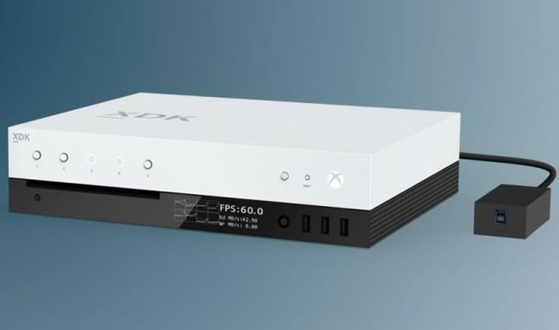 Vývojářská verze nového Xboxu je výkonnější než prodejní model 141934