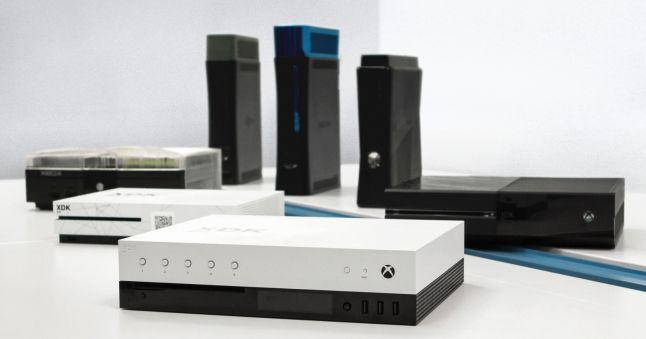 Vývojářská verze nového Xboxu je výkonnější než prodejní model 141936