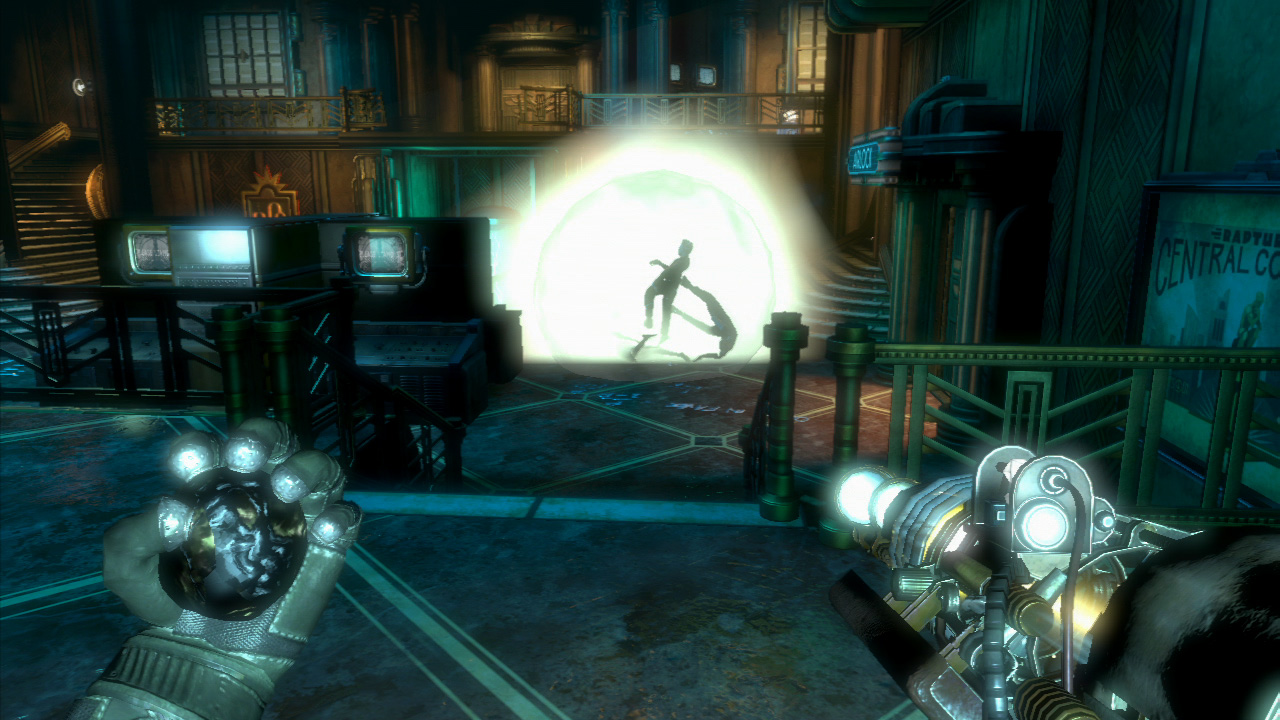 BioShock 2: informace o DLC Minerva's Den 14194