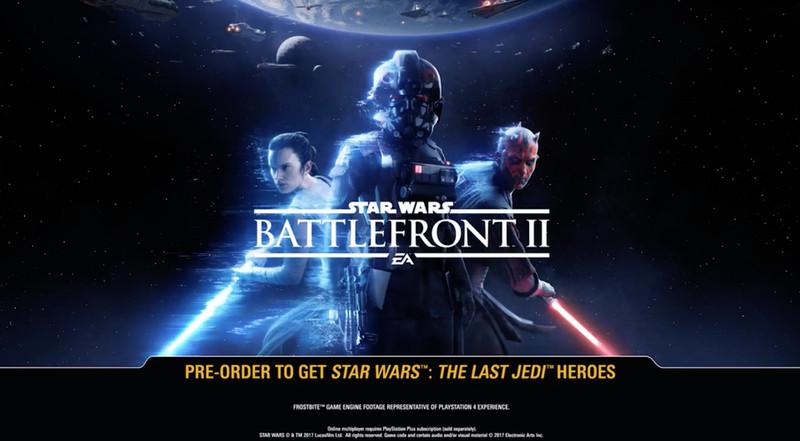 Star Wars: Battlefront 2 zahrne všechny tři éry Star Wars ságy 141940
