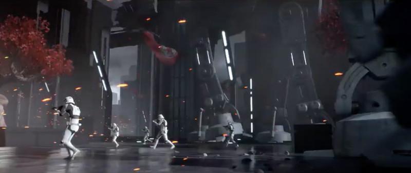 Star Wars: Battlefront 2 zahrne všechny tři éry Star Wars ságy 141946
