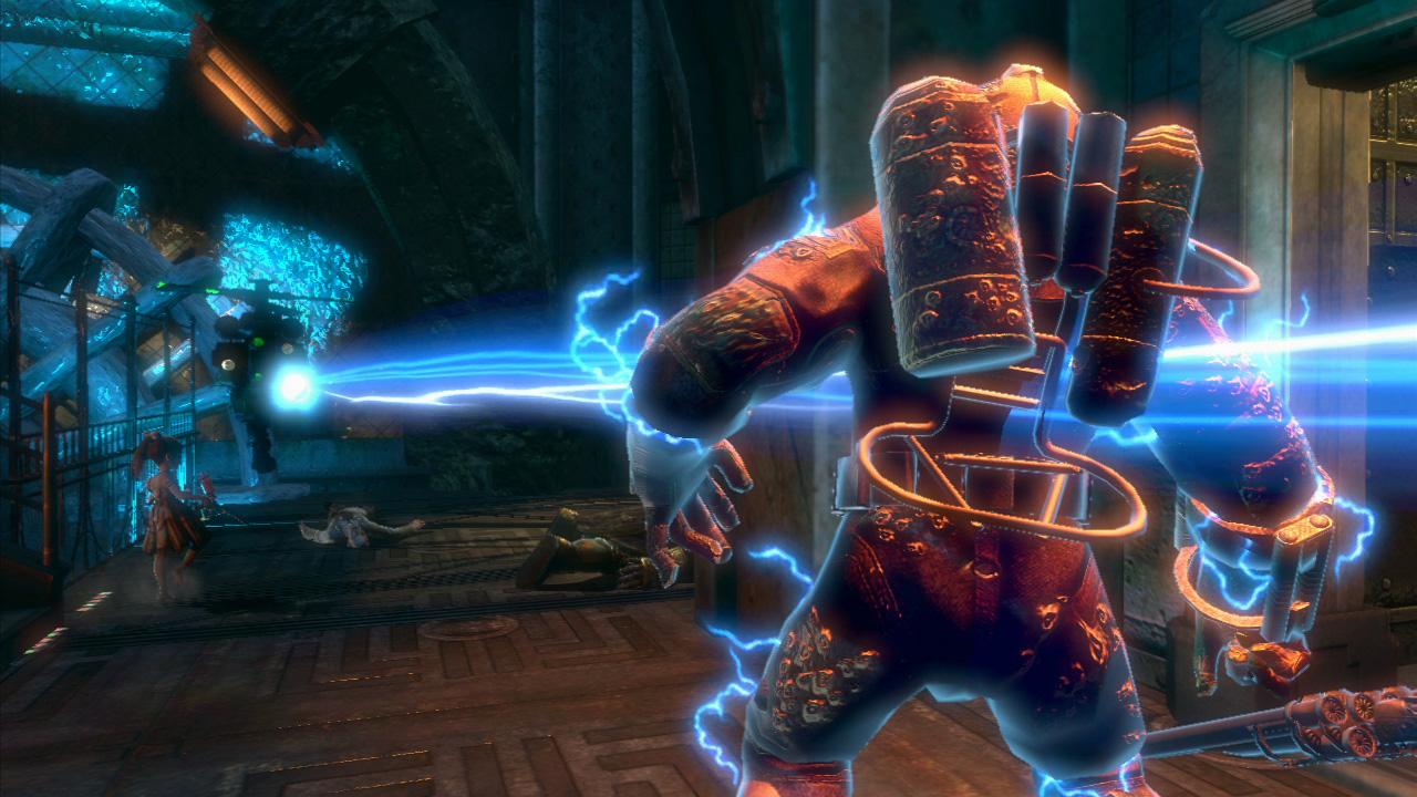 BioShock 2: informace o DLC Minerva's Den 14195