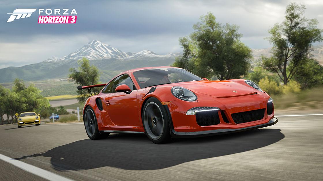 Šestiletá spolupráce mezi Forzou a automobilkou Porsche 141973