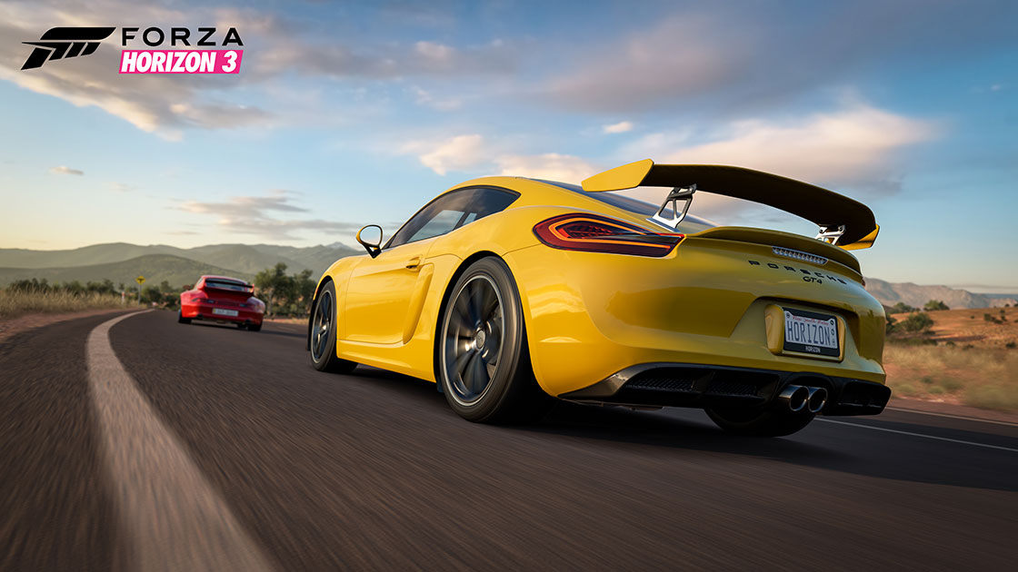 Šestiletá spolupráce mezi Forzou a automobilkou Porsche 141974