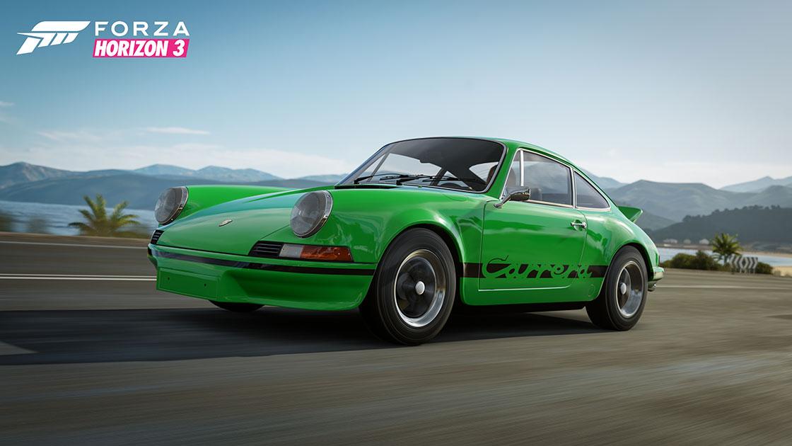 Šestiletá spolupráce mezi Forzou a automobilkou Porsche 141976