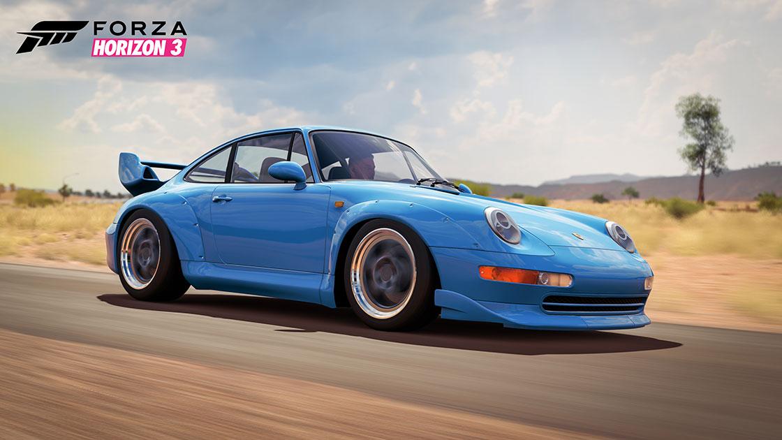 Šestiletá spolupráce mezi Forzou a automobilkou Porsche 141977