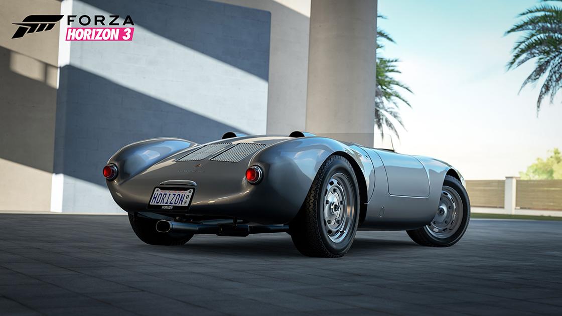 Šestiletá spolupráce mezi Forzou a automobilkou Porsche 141978