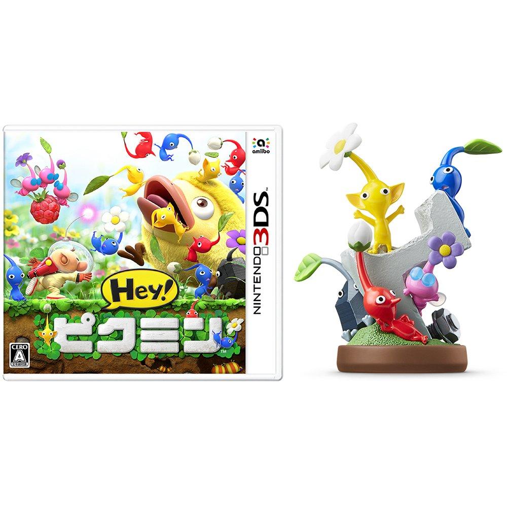Oznámena hra Hey! Pikmin pro 3DS 142001