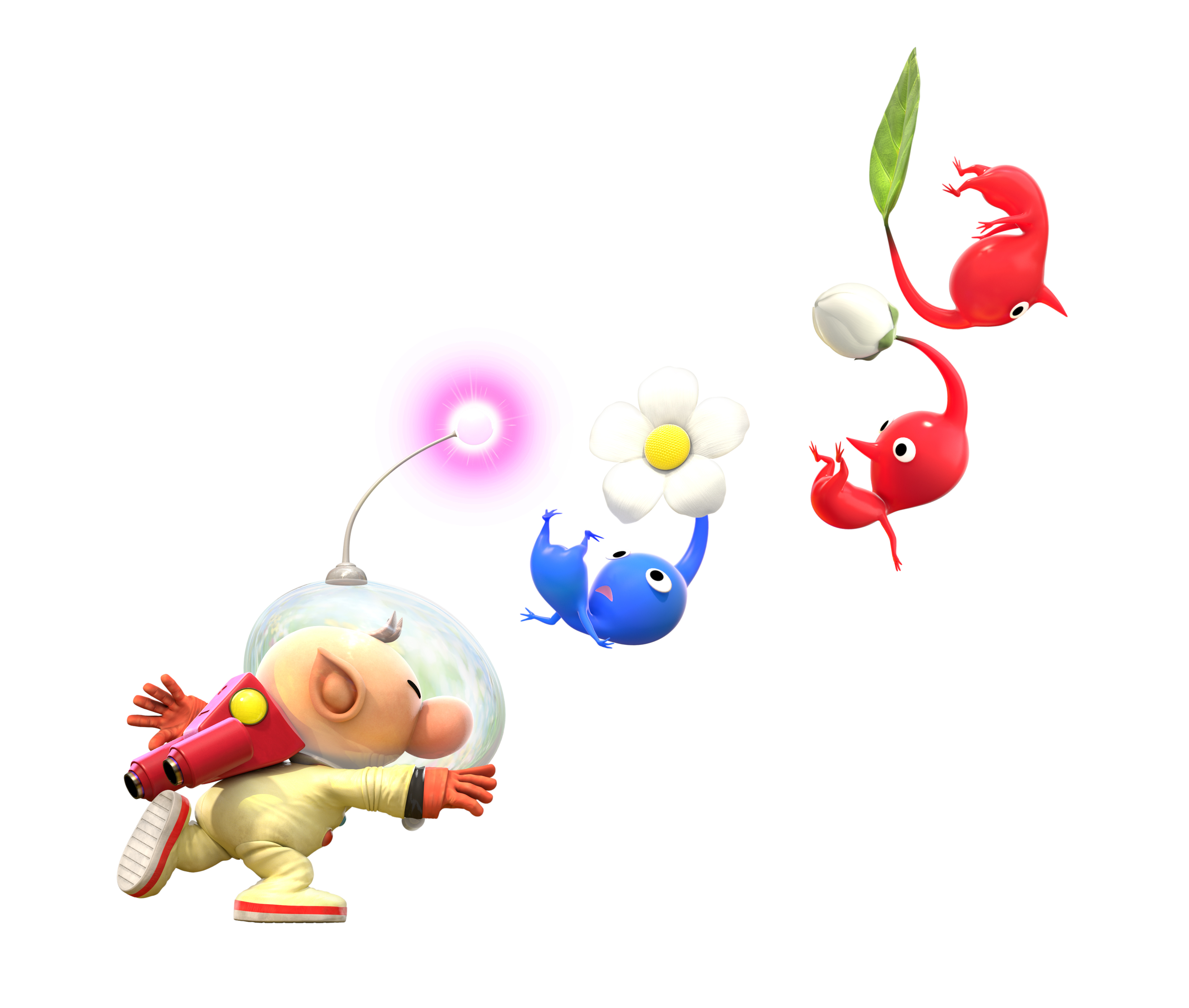Oznámena hra Hey! Pikmin pro 3DS 142006