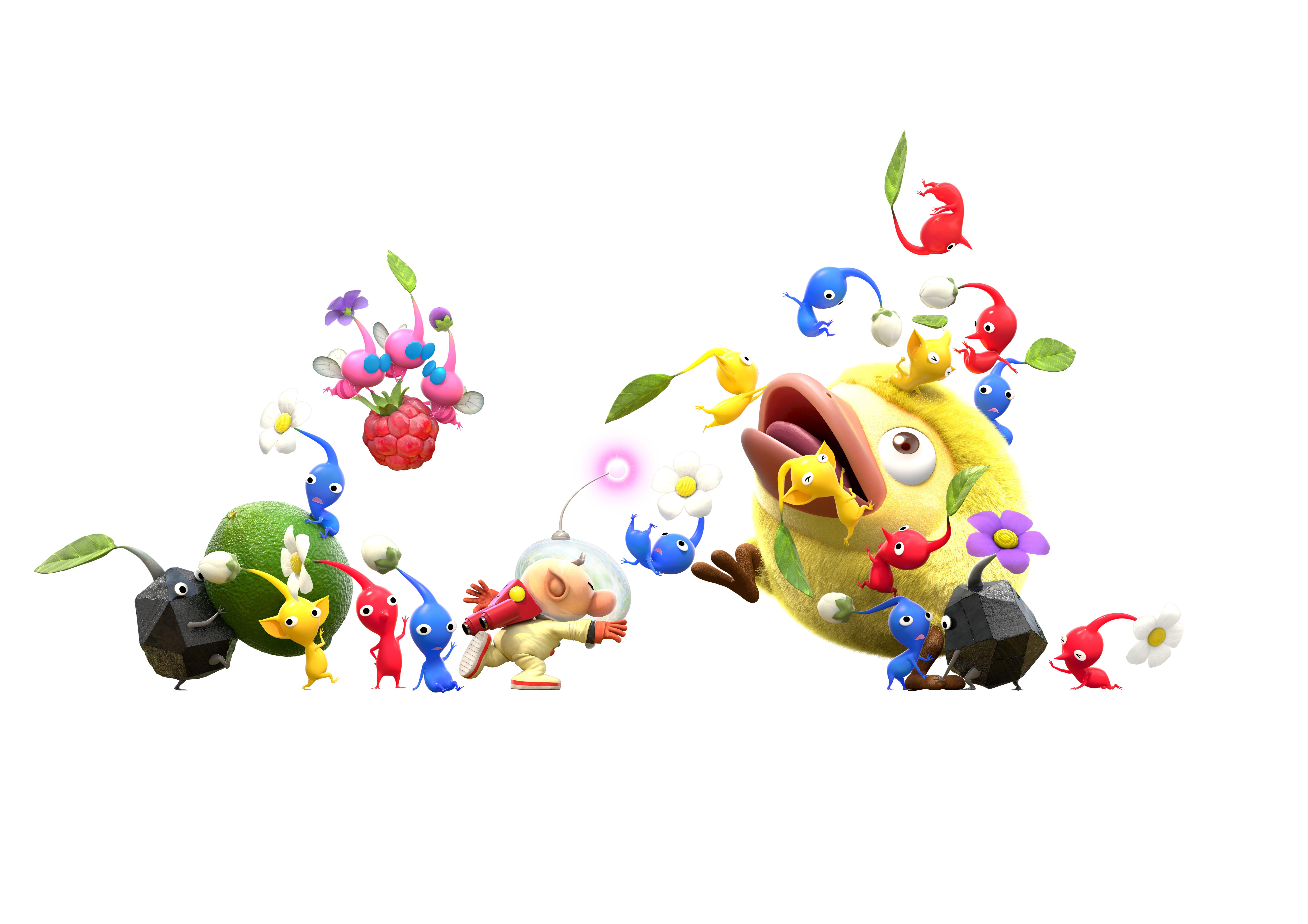 Oznámena hra Hey! Pikmin pro 3DS 142008