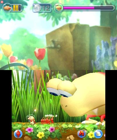 Oznámena hra Hey! Pikmin pro 3DS 142011