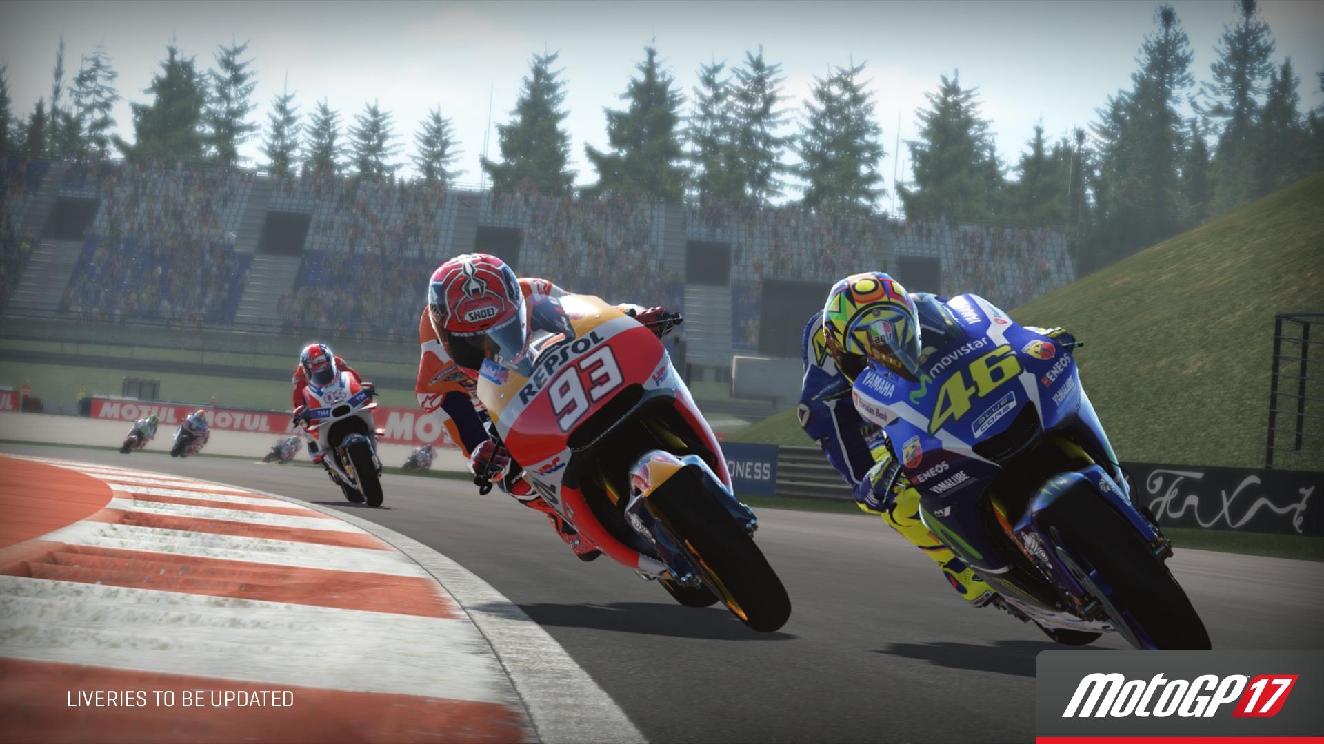 MotoGP 17 zahrne šampionát Red Bull Rookies Cup 142079