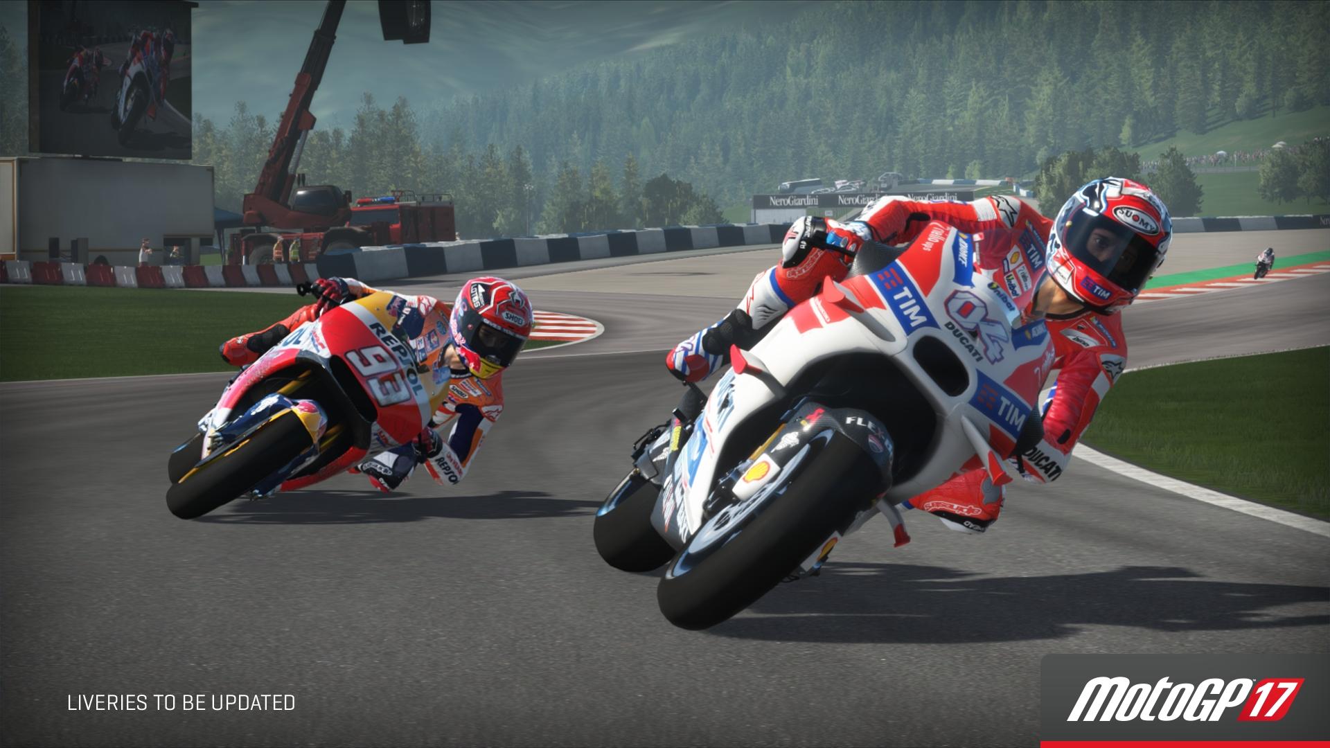 MotoGP 17 zahrne šampionát Red Bull Rookies Cup 142080