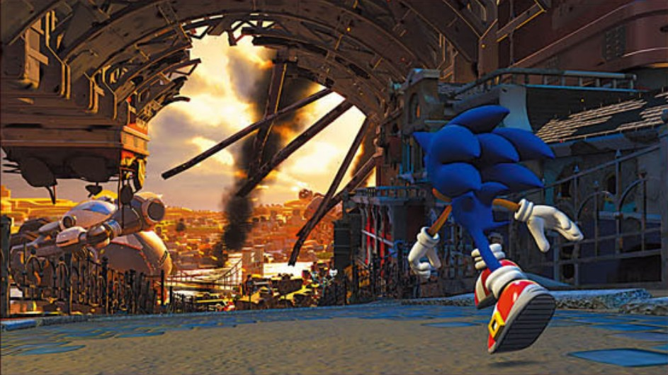 Sonic Forces si na nic nehraje 142095