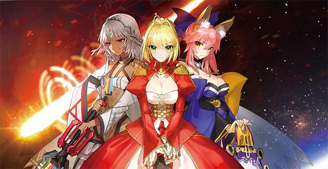 Příběh z Fate/Extella: The Umbral Star, vyprávěný ze 3 pohledů, doputuje na Switch 142102
