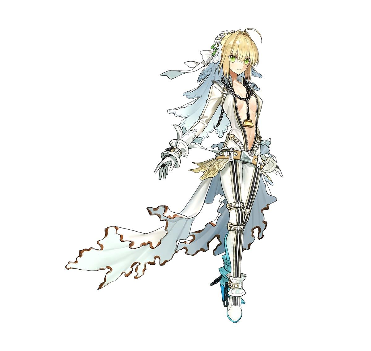 Příběh z Fate/Extella: The Umbral Star, vyprávěný ze 3 pohledů, doputuje na Switch 142106