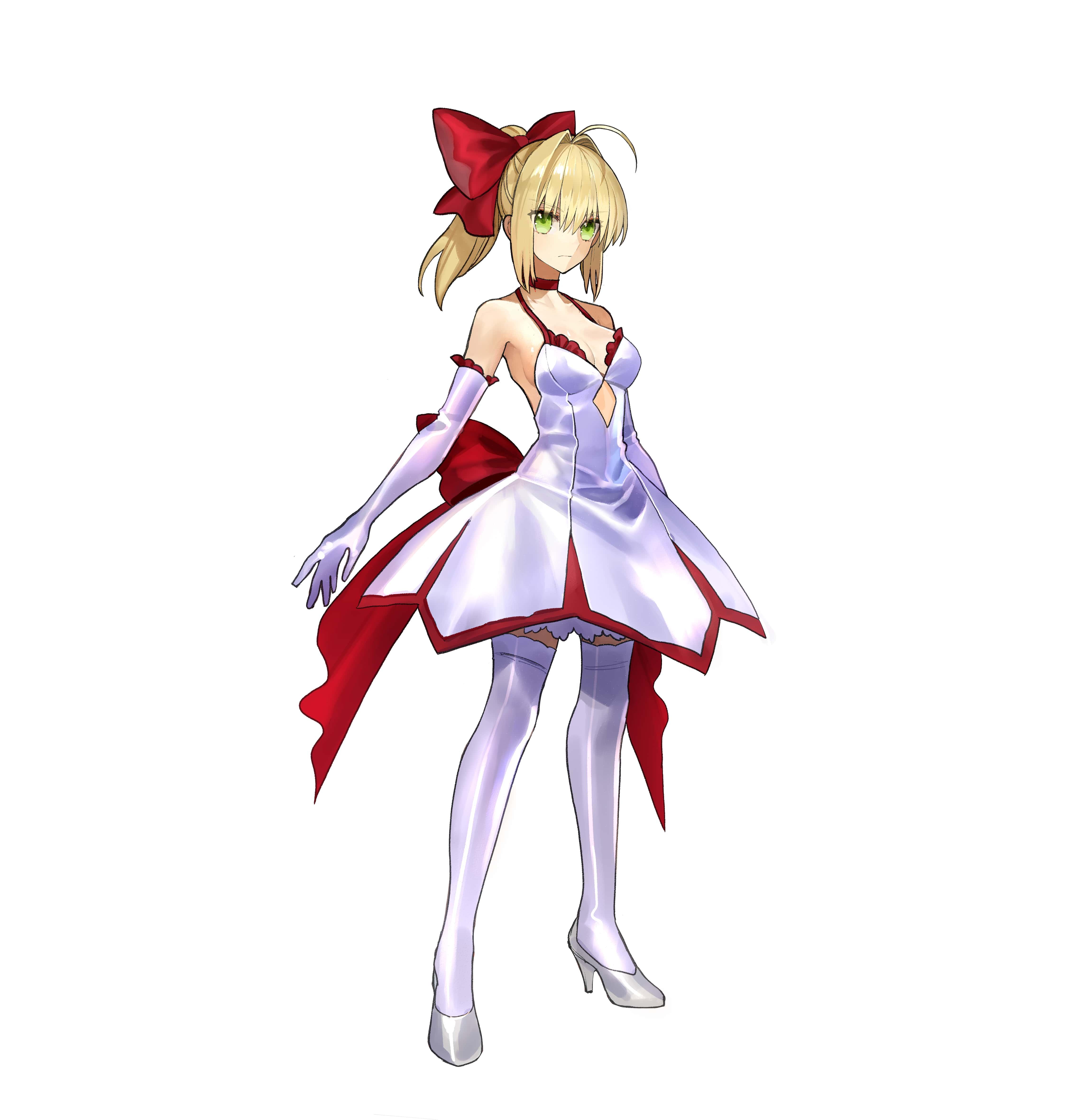 Příběh z Fate/Extella: The Umbral Star, vyprávěný ze 3 pohledů, doputuje na Switch 142108