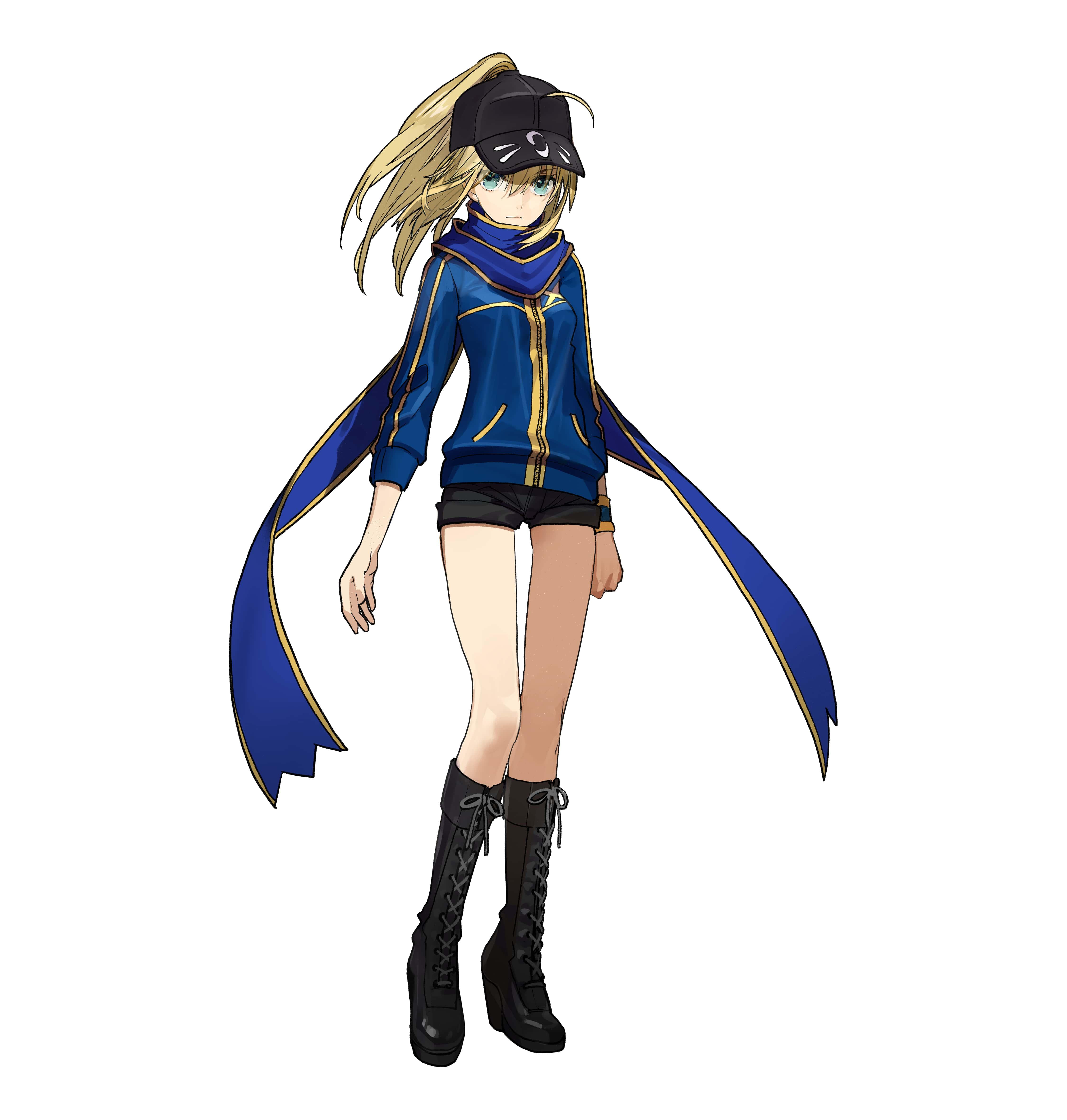 Příběh z Fate/Extella: The Umbral Star, vyprávěný ze 3 pohledů, doputuje na Switch 142114