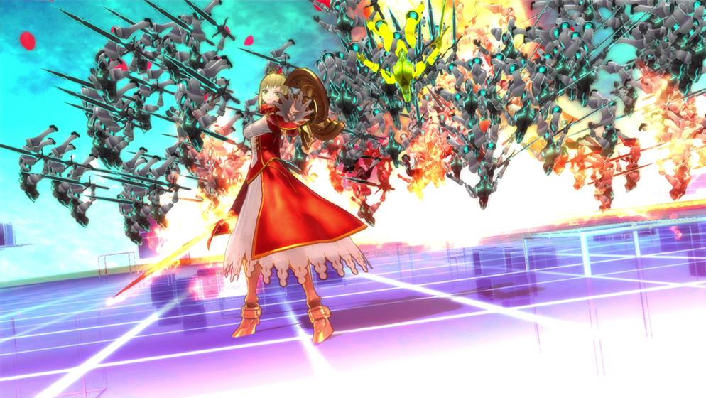Příběh z Fate/Extella: The Umbral Star, vyprávěný ze 3 pohledů, doputuje na Switch 142117