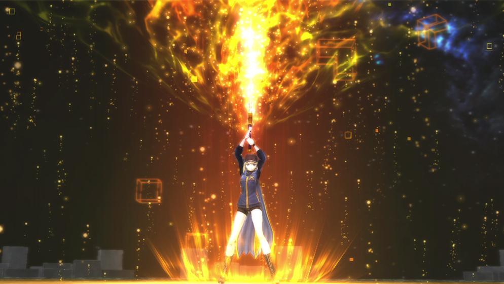 Příběh z Fate/Extella: The Umbral Star, vyprávěný ze 3 pohledů, doputuje na Switch 142122