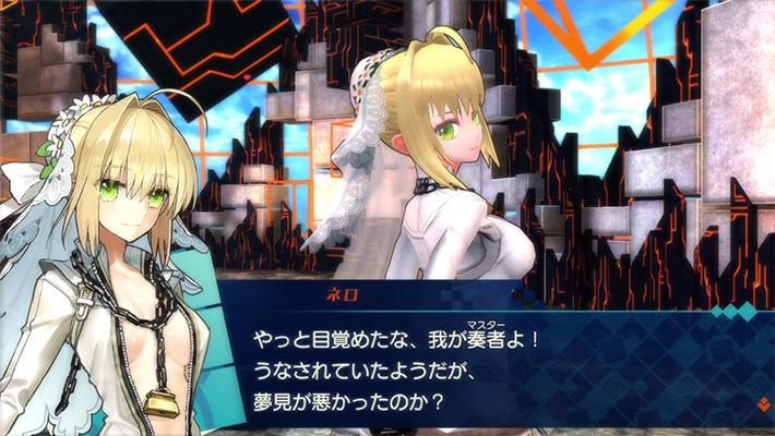 Příběh z Fate/Extella: The Umbral Star, vyprávěný ze 3 pohledů, doputuje na Switch 142125