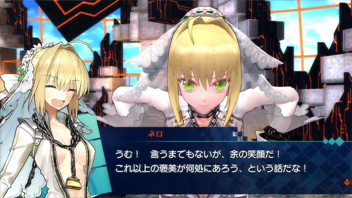 Příběh z Fate/Extella: The Umbral Star, vyprávěný ze 3 pohledů, doputuje na Switch 142127