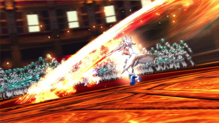 Příběh z Fate/Extella: The Umbral Star, vyprávěný ze 3 pohledů, doputuje na Switch 142128
