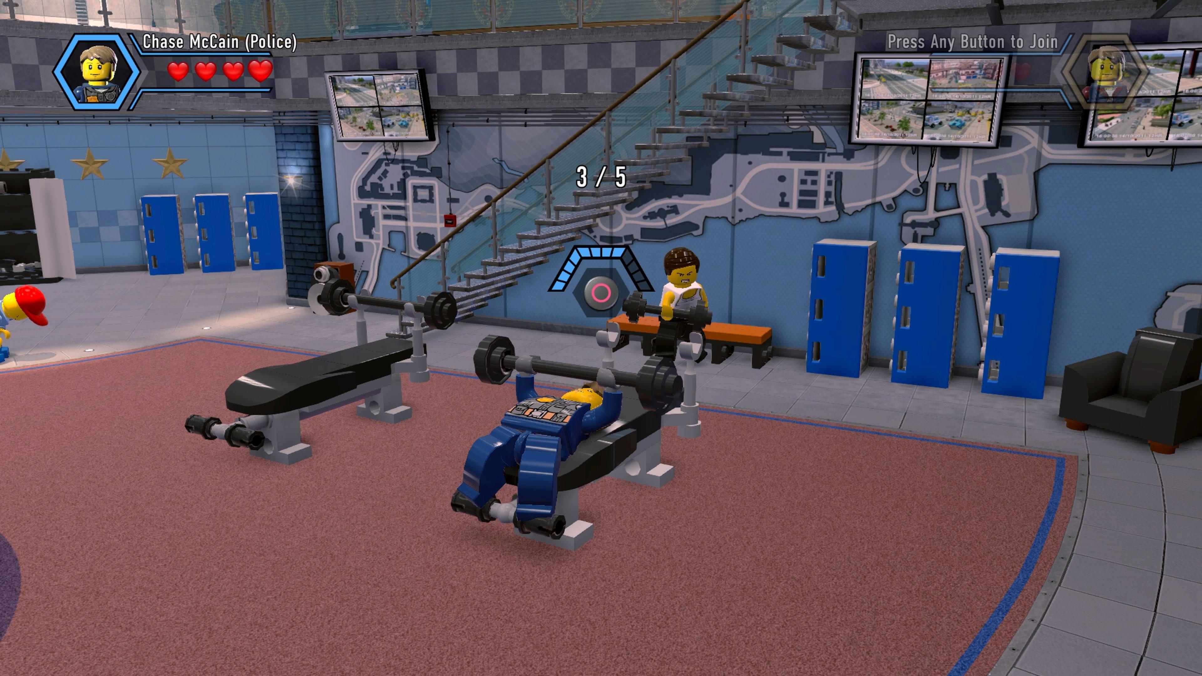 LEGO City Undercover – podruhé, ale ne lépe 142134