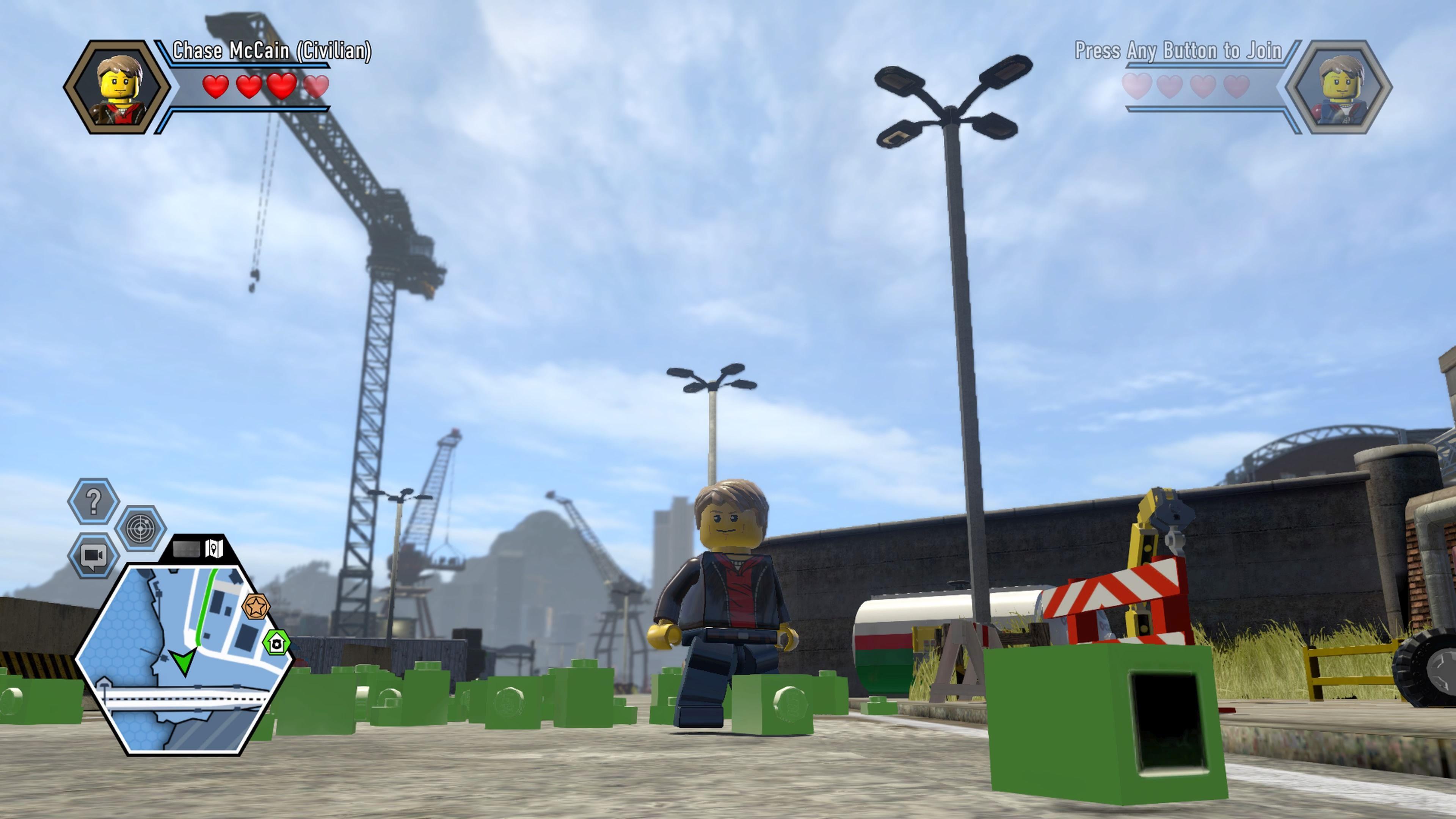 LEGO City Undercover – podruhé, ale ne lépe 142152