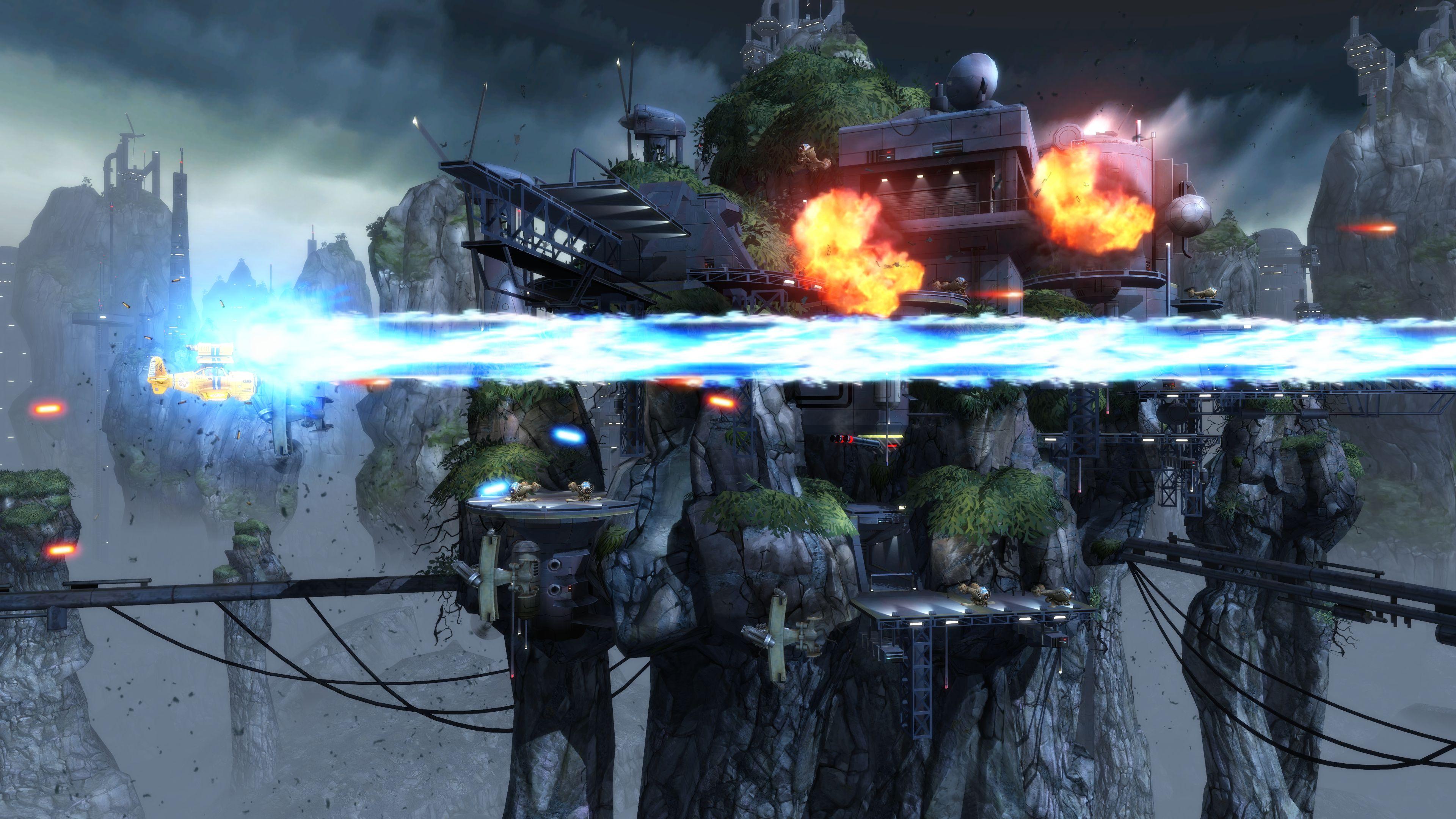 Hry pro Switch se rozrostou o Battle Chasers: Nightwar a Sine Mora EX 142159