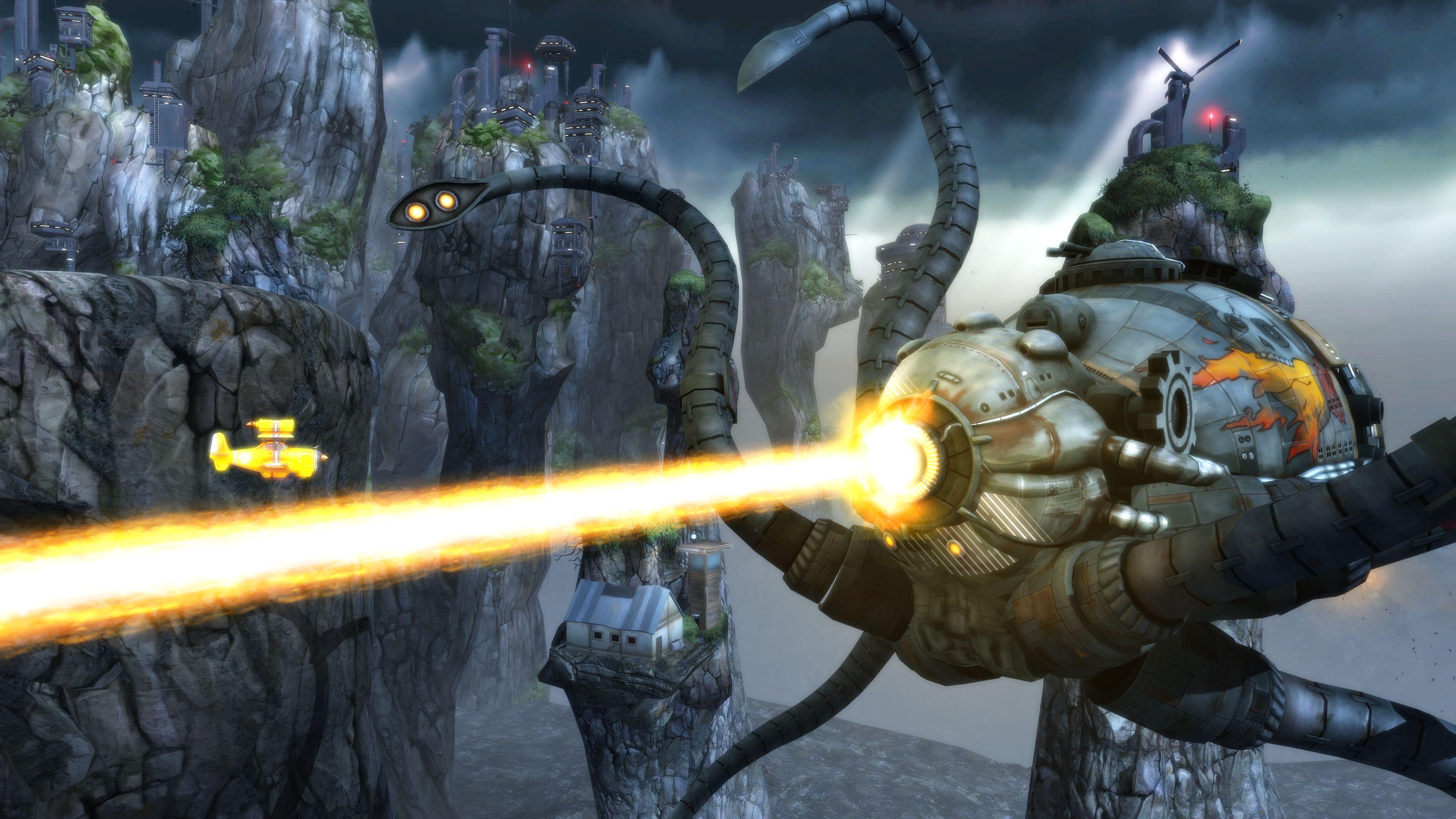 Hry pro Switch se rozrostou o Battle Chasers: Nightwar a Sine Mora EX 142160