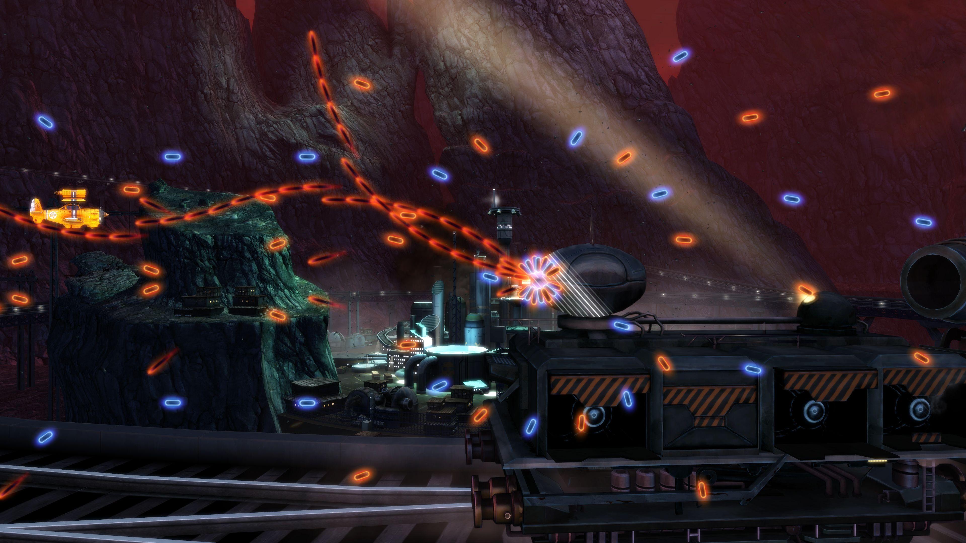 Hry pro Switch se rozrostou o Battle Chasers: Nightwar a Sine Mora EX 142161