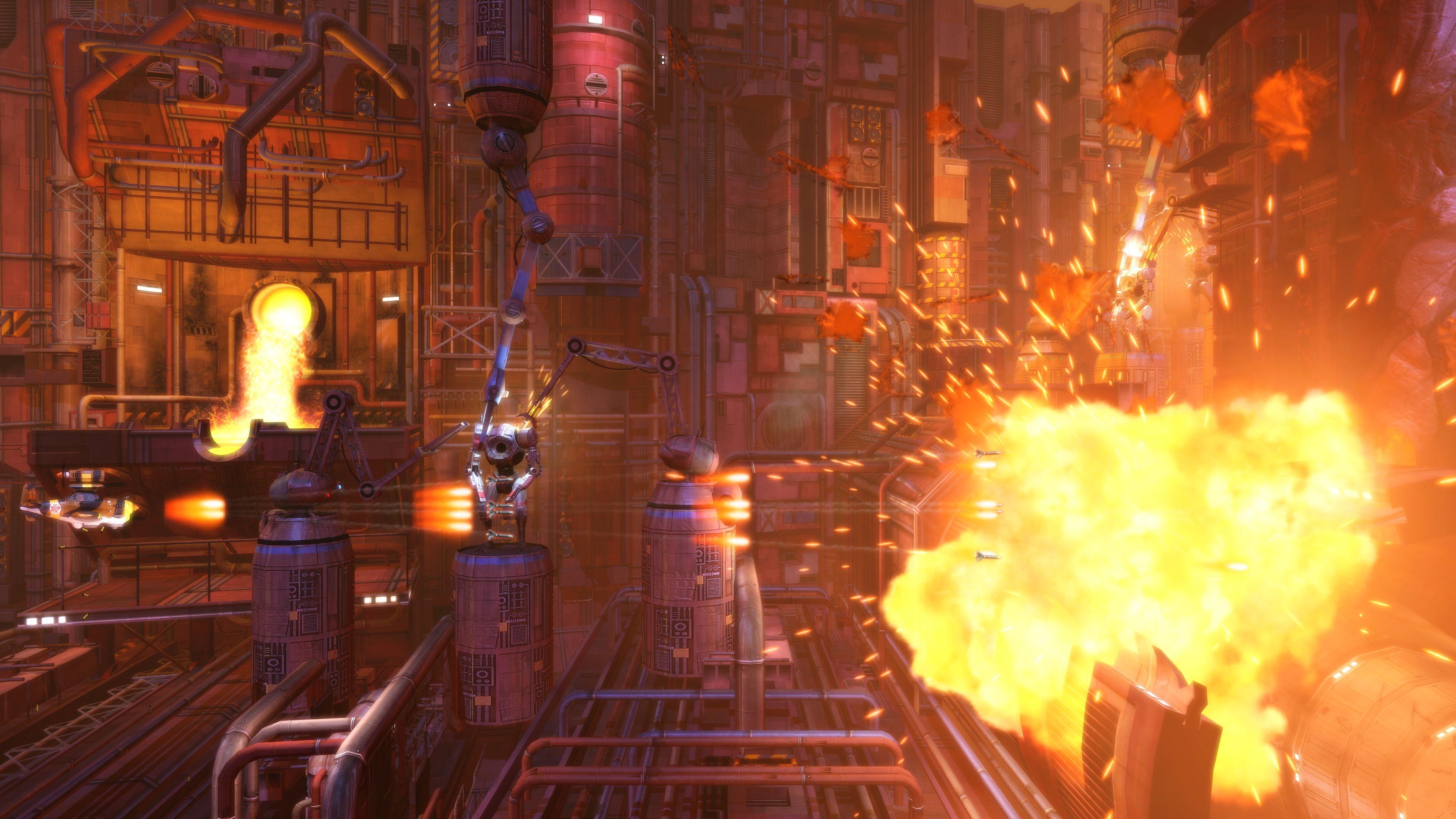 Hry pro Switch se rozrostou o Battle Chasers: Nightwar a Sine Mora EX 142164