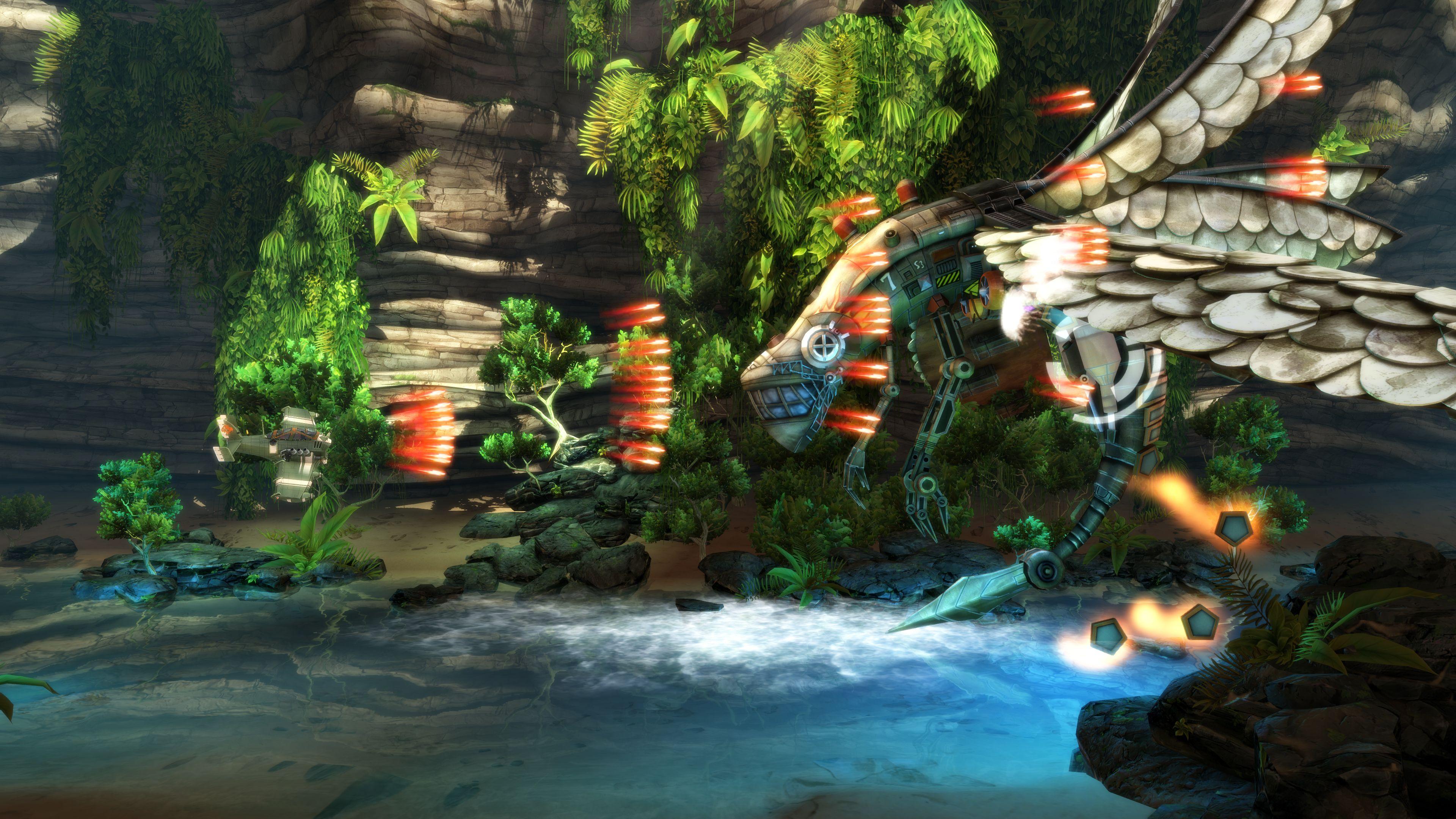 Hry pro Switch se rozrostou o Battle Chasers: Nightwar a Sine Mora EX 142168