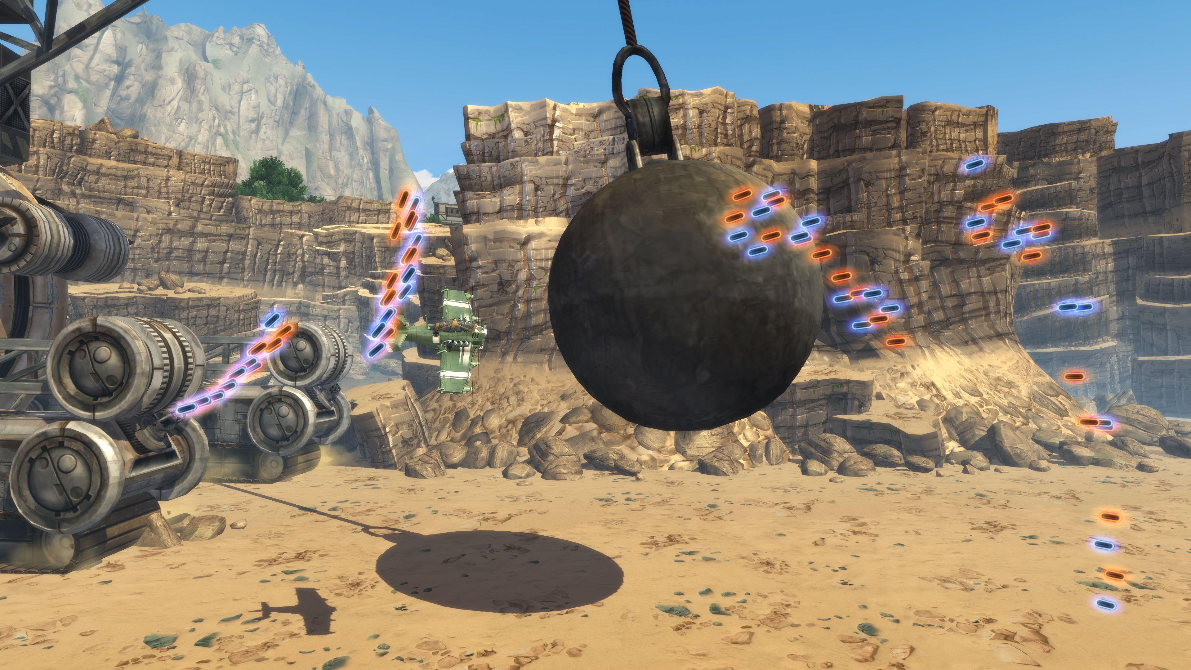 Hry pro Switch se rozrostou o Battle Chasers: Nightwar a Sine Mora EX 142169