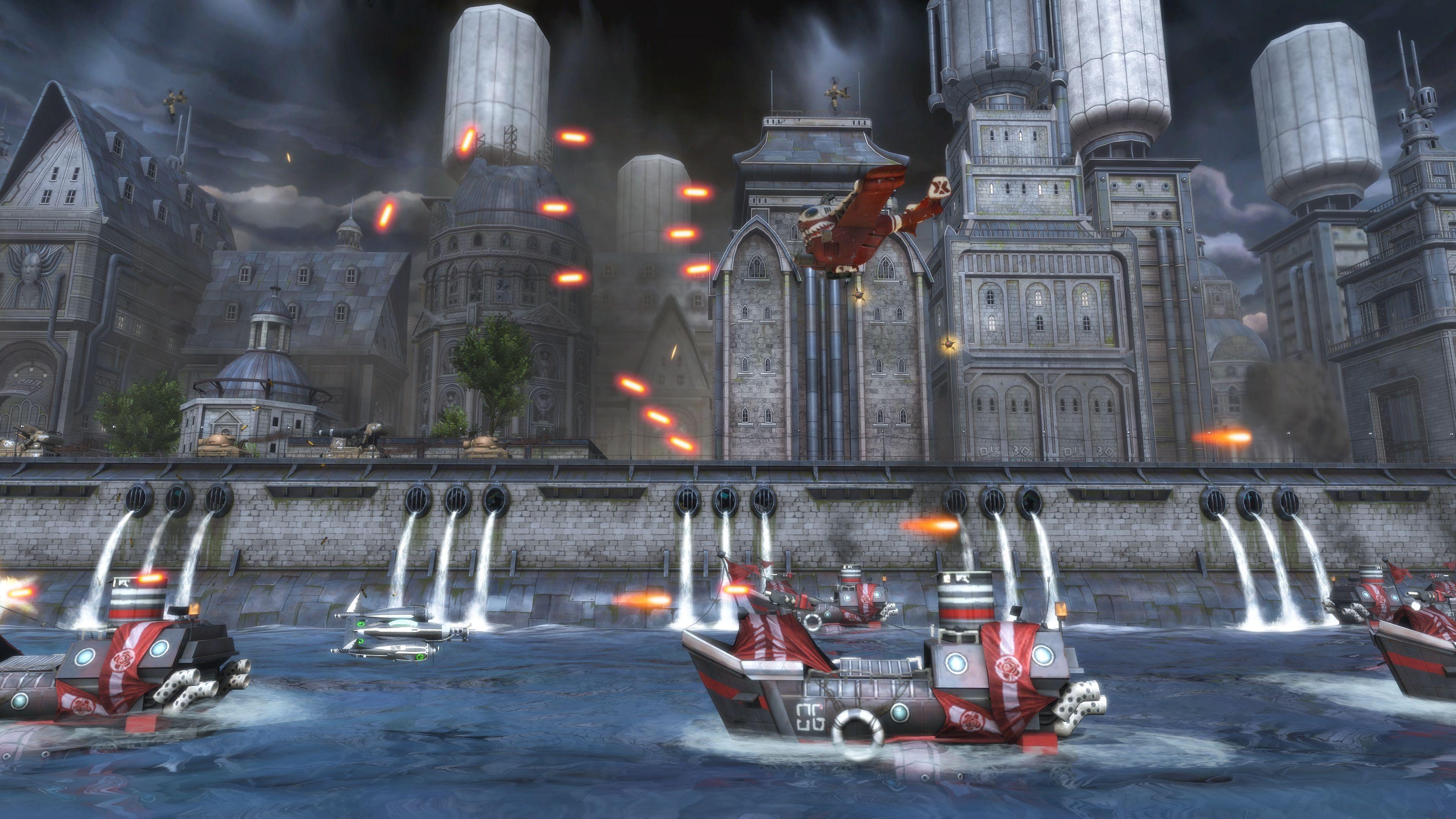 Hry pro Switch se rozrostou o Battle Chasers: Nightwar a Sine Mora EX 142170