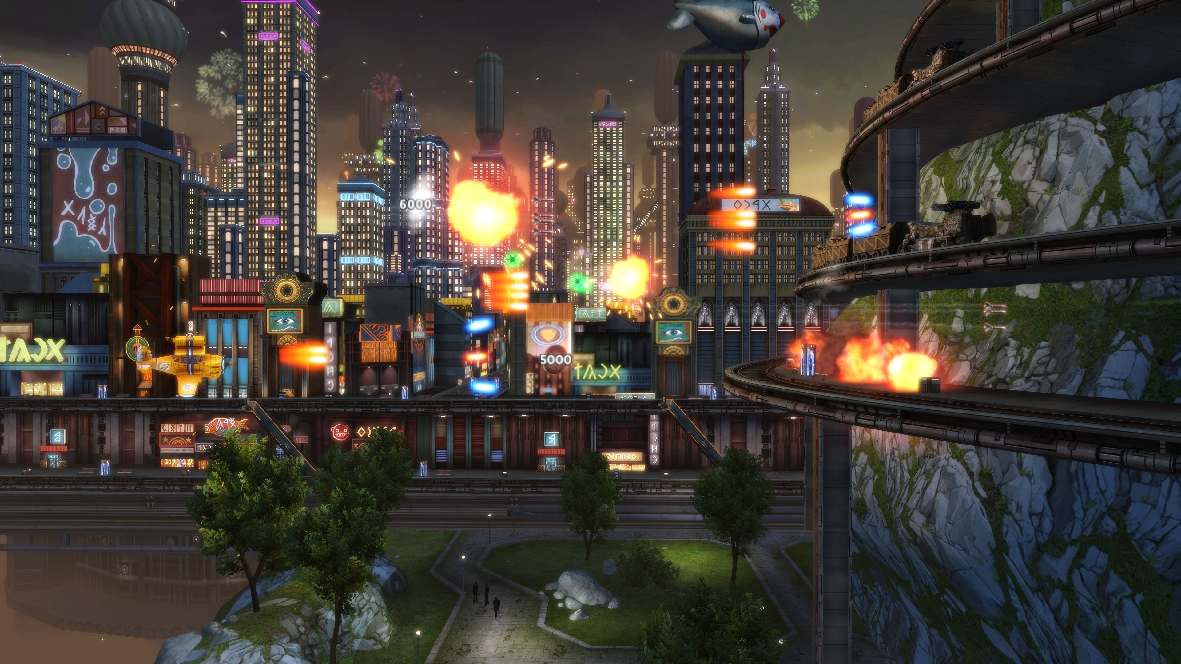 Hry pro Switch se rozrostou o Battle Chasers: Nightwar a Sine Mora EX 142173