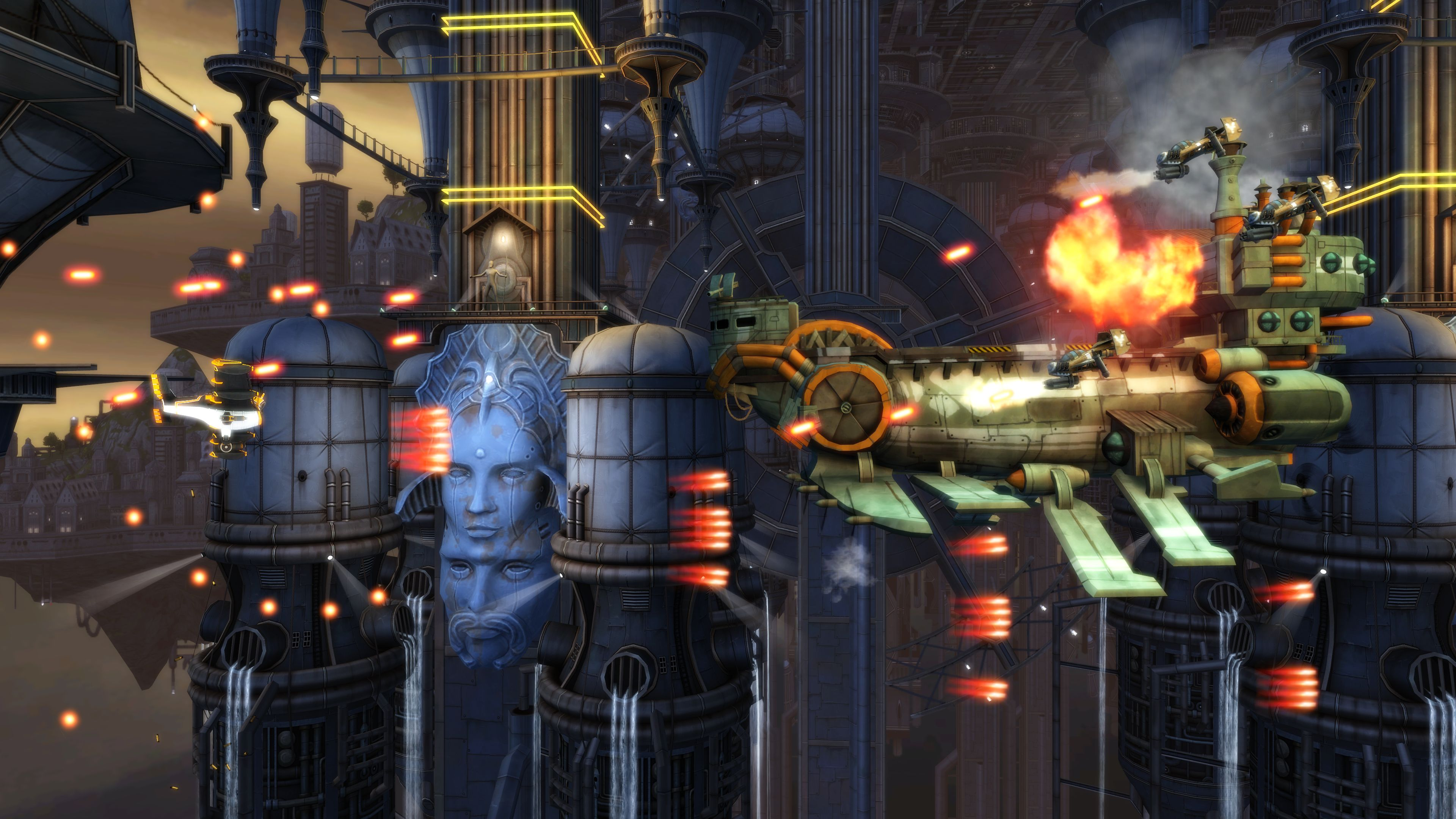Hry pro Switch se rozrostou o Battle Chasers: Nightwar a Sine Mora EX 142176