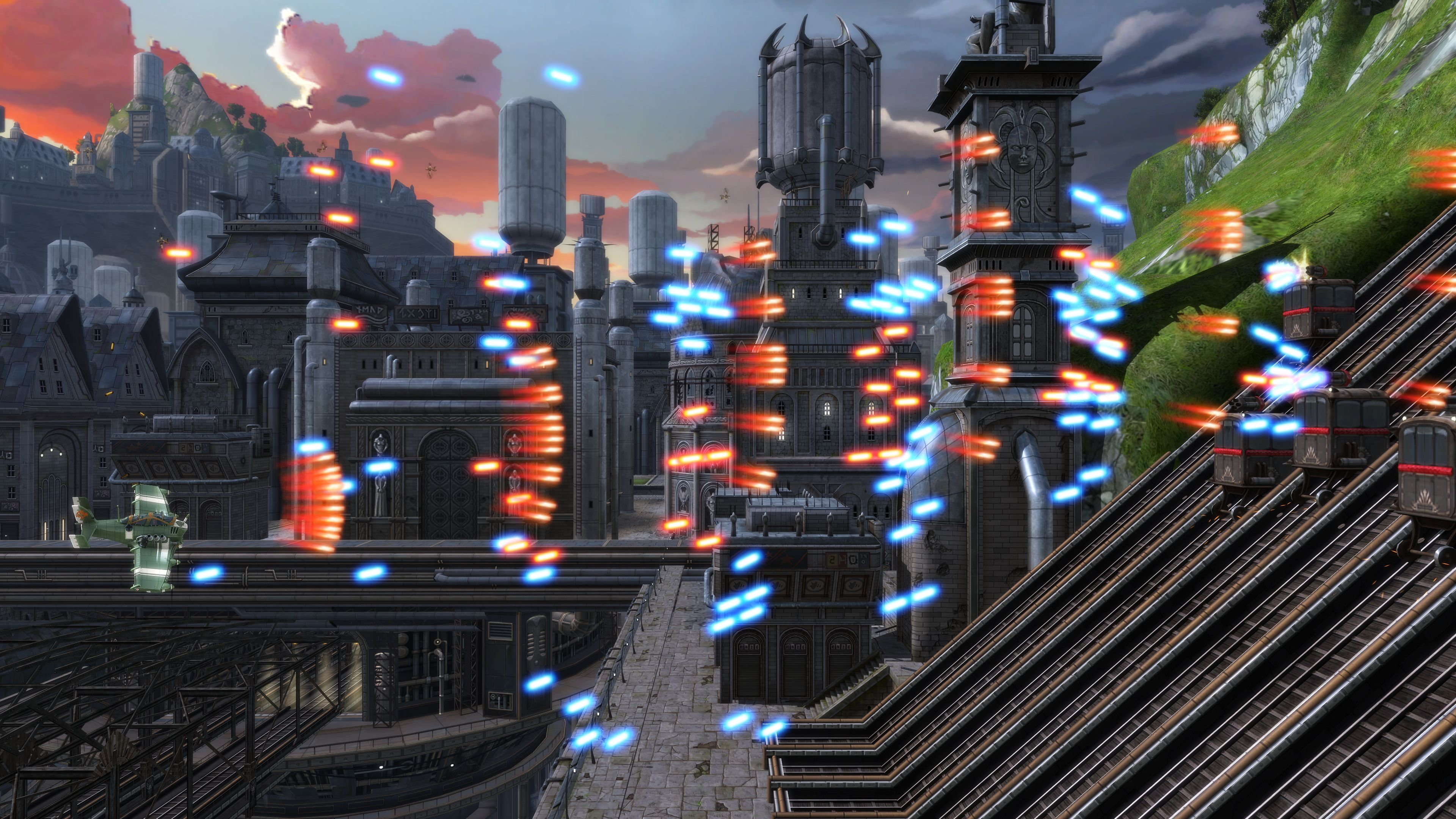 Hry pro Switch se rozrostou o Battle Chasers: Nightwar a Sine Mora EX 142178
