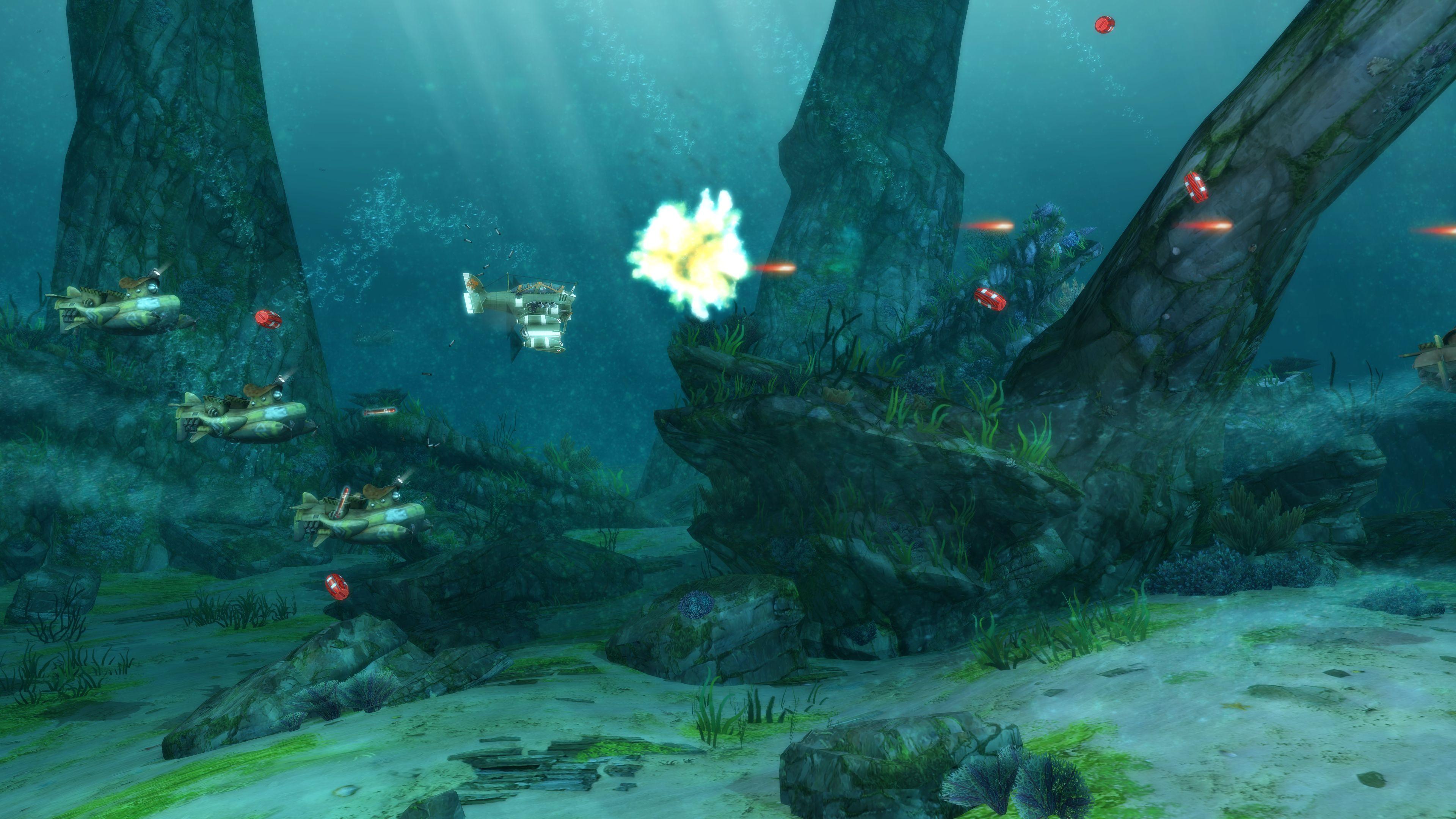 Hry pro Switch se rozrostou o Battle Chasers: Nightwar a Sine Mora EX 142181