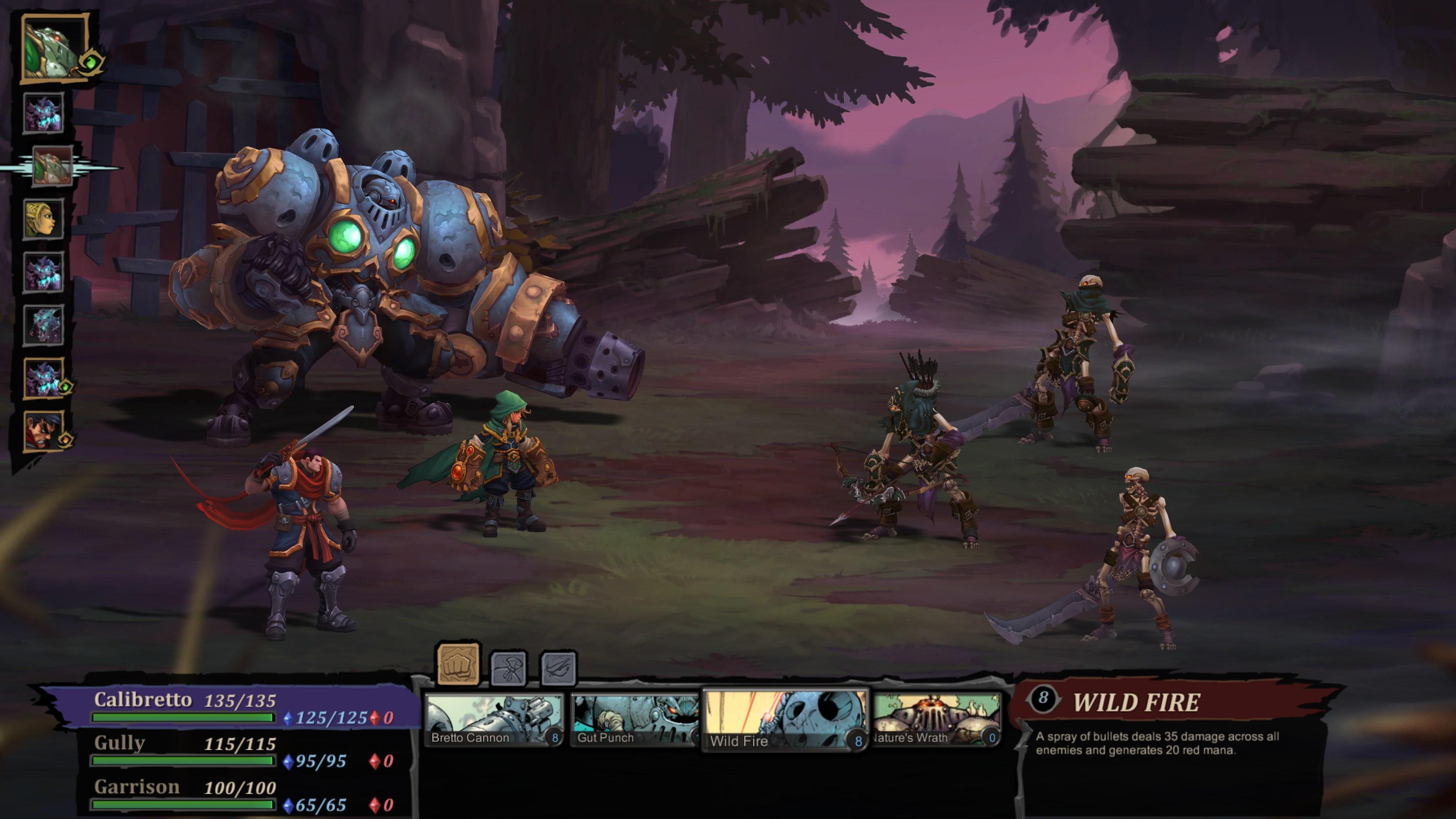 Hry pro Switch se rozrostou o Battle Chasers: Nightwar a Sine Mora EX 142189