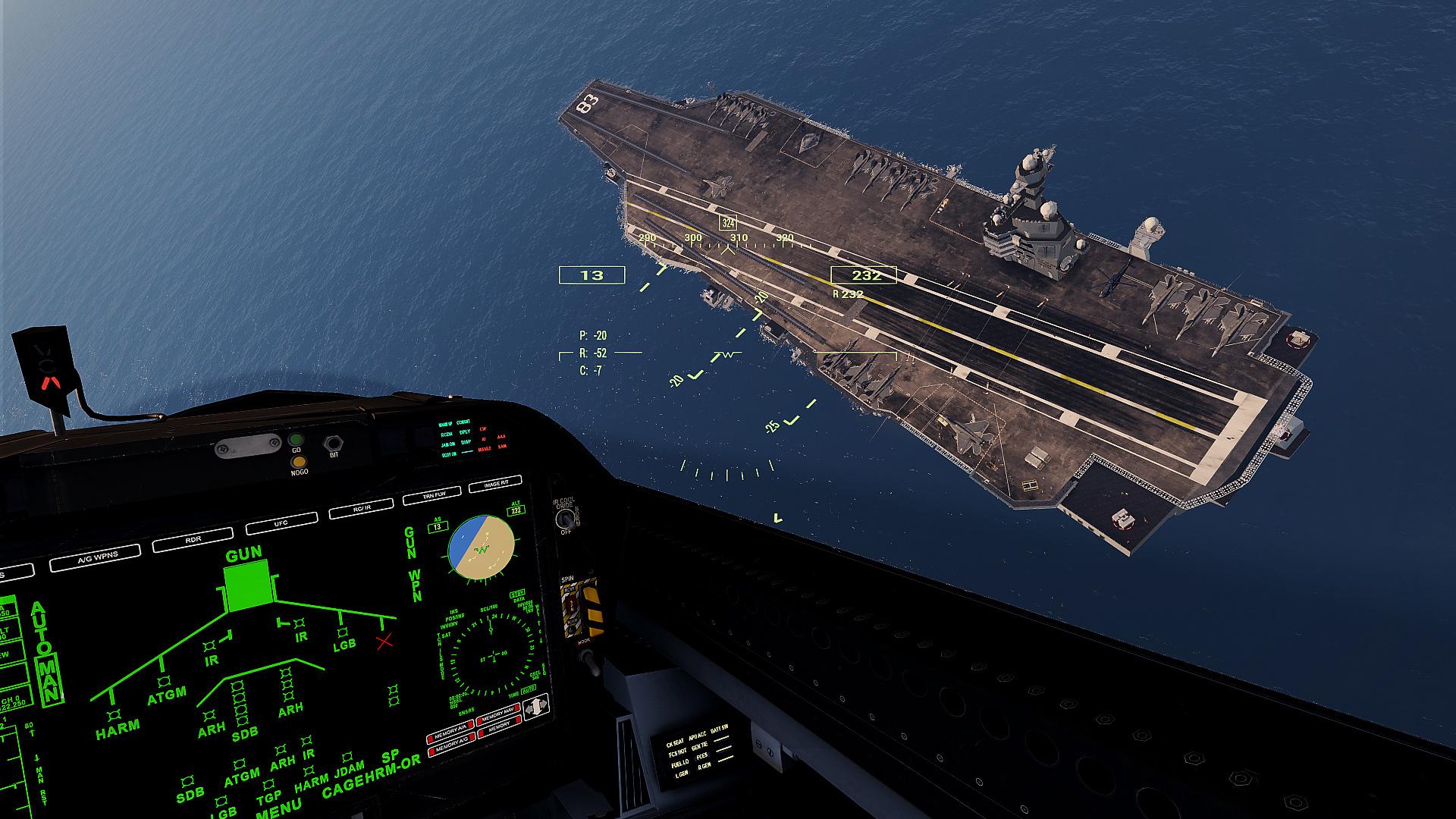 Armu 3 obohatí letadlová loď 142197