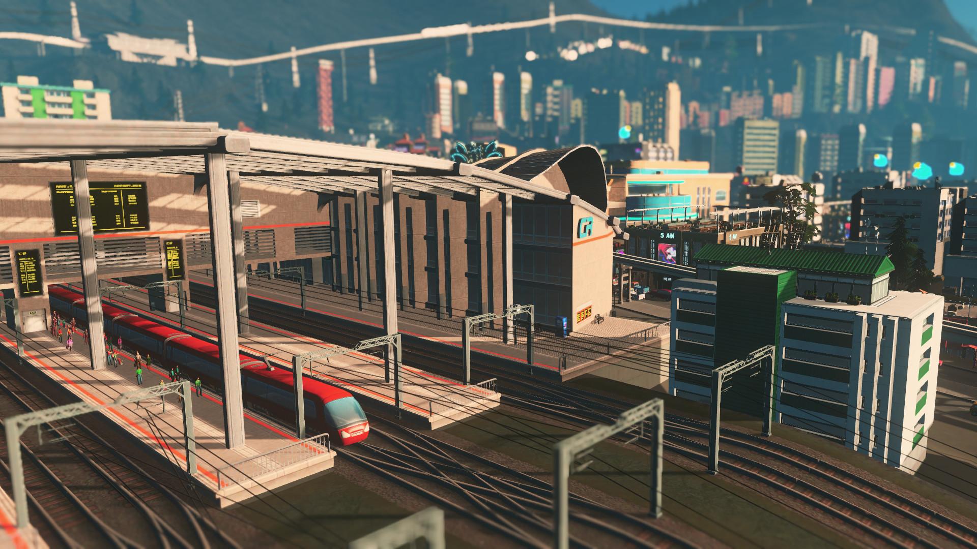 Do Cities: Skylines se blíží nový systém dopravy 142208