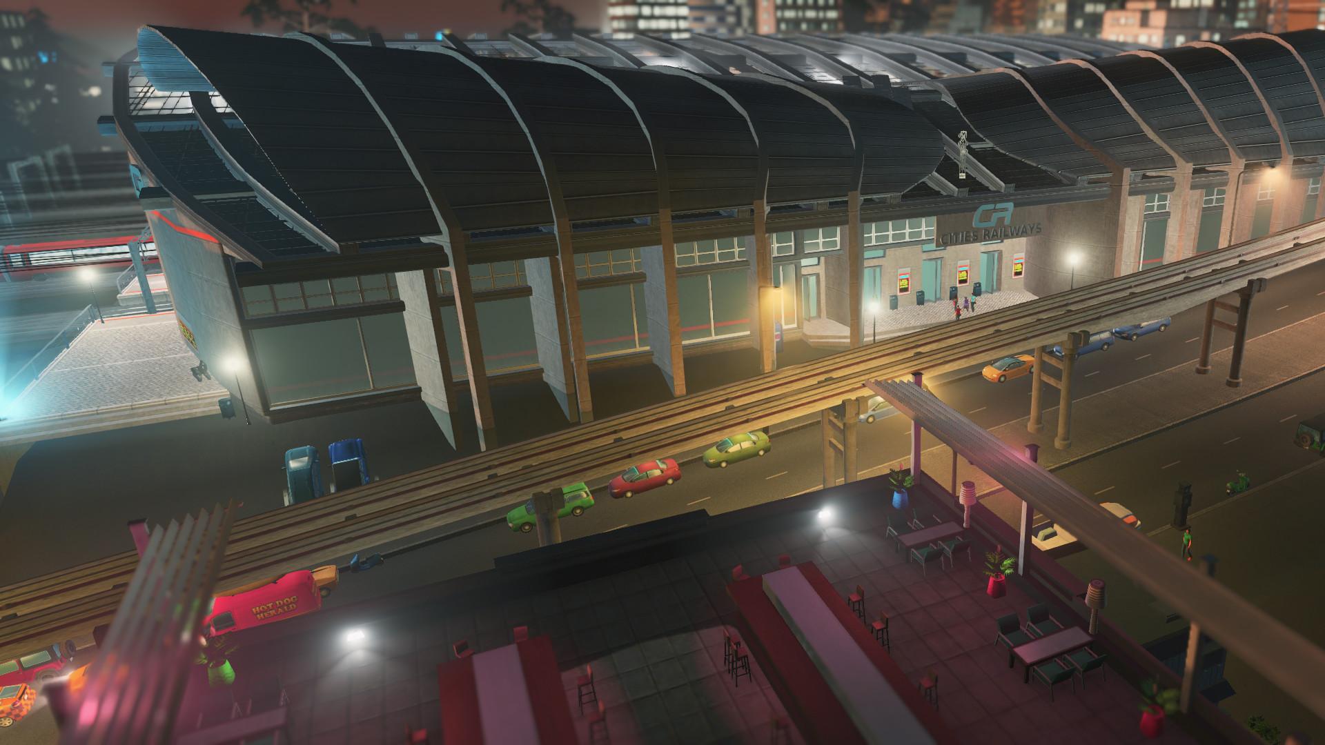 Do Cities: Skylines se blíží nový systém dopravy 142209