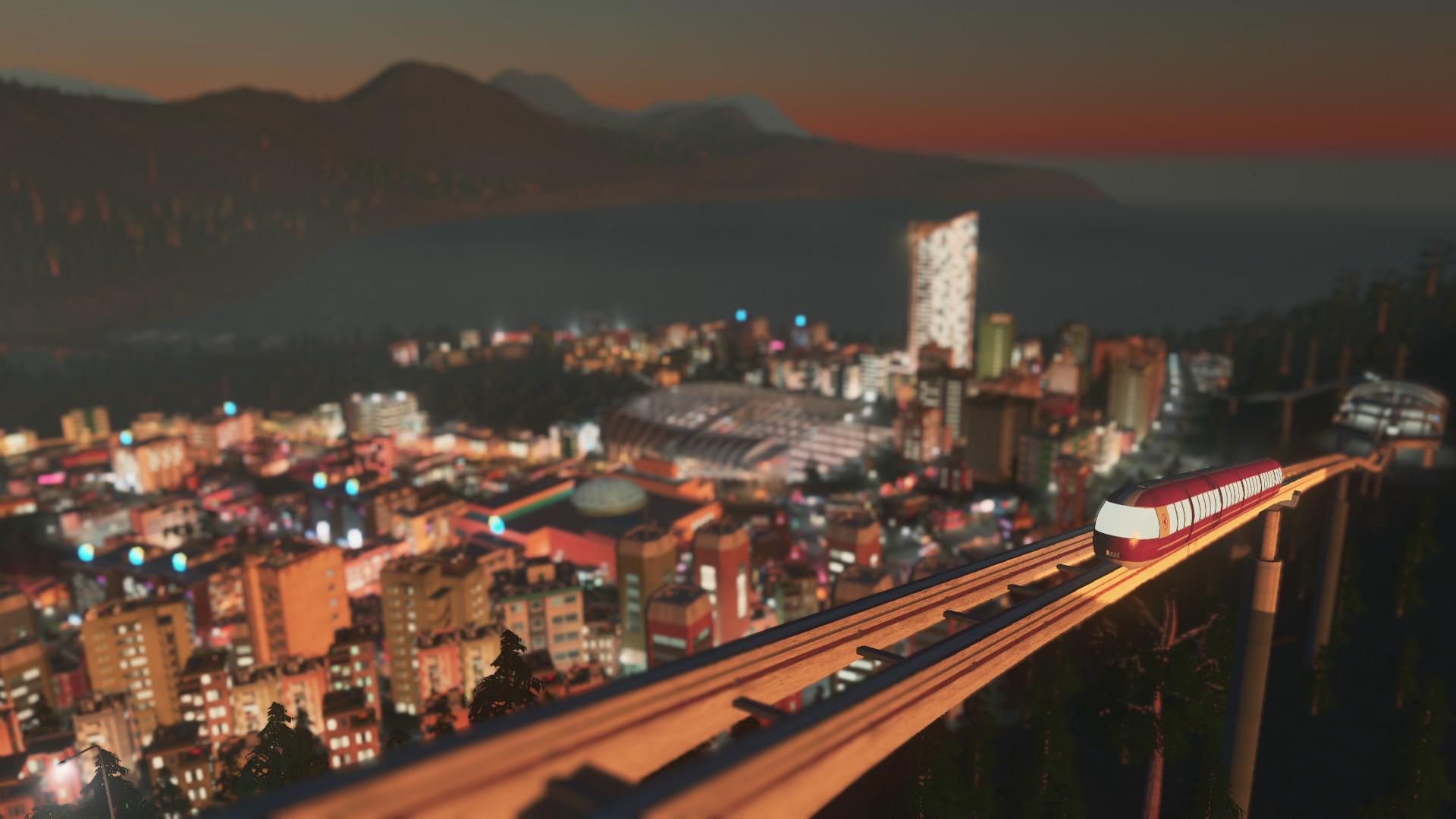 Do Cities: Skylines se blíží nový systém dopravy 142210