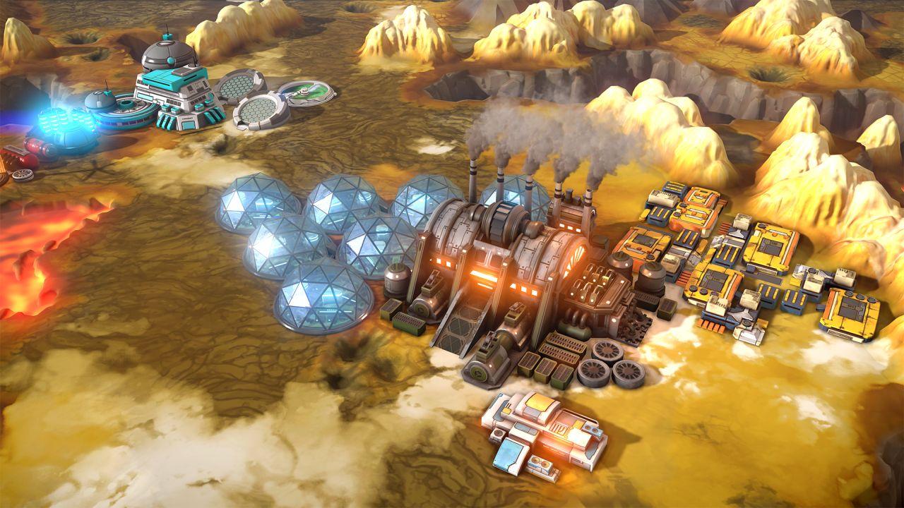 Válka o zdroje v Offworld Trading Company se rozšiřuje na další místa 142219